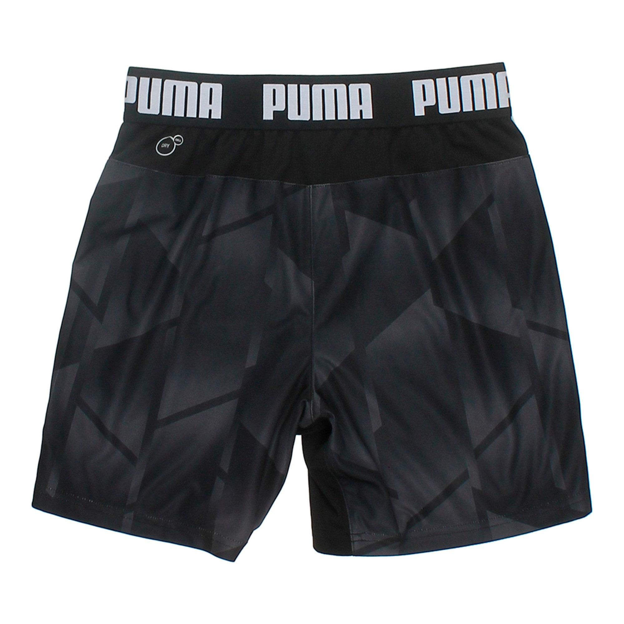 Thumbnail 3 of ftblNXT Pro Shorts Jr Puma Black, Puma Black, medium-IND