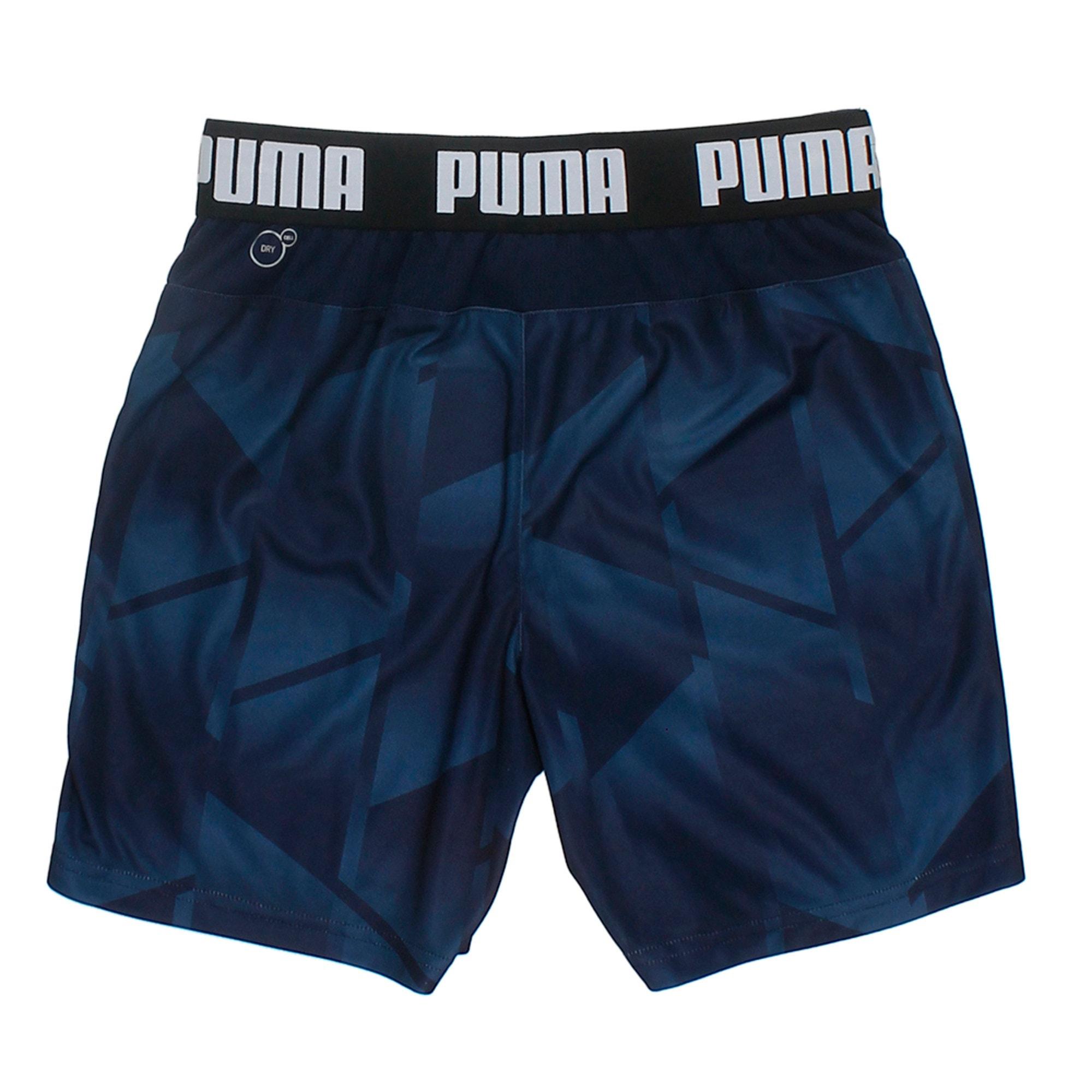 Thumbnail 3 of ftblNXT Pro Shorts Jr Puma Black, Peacoat, medium-IND