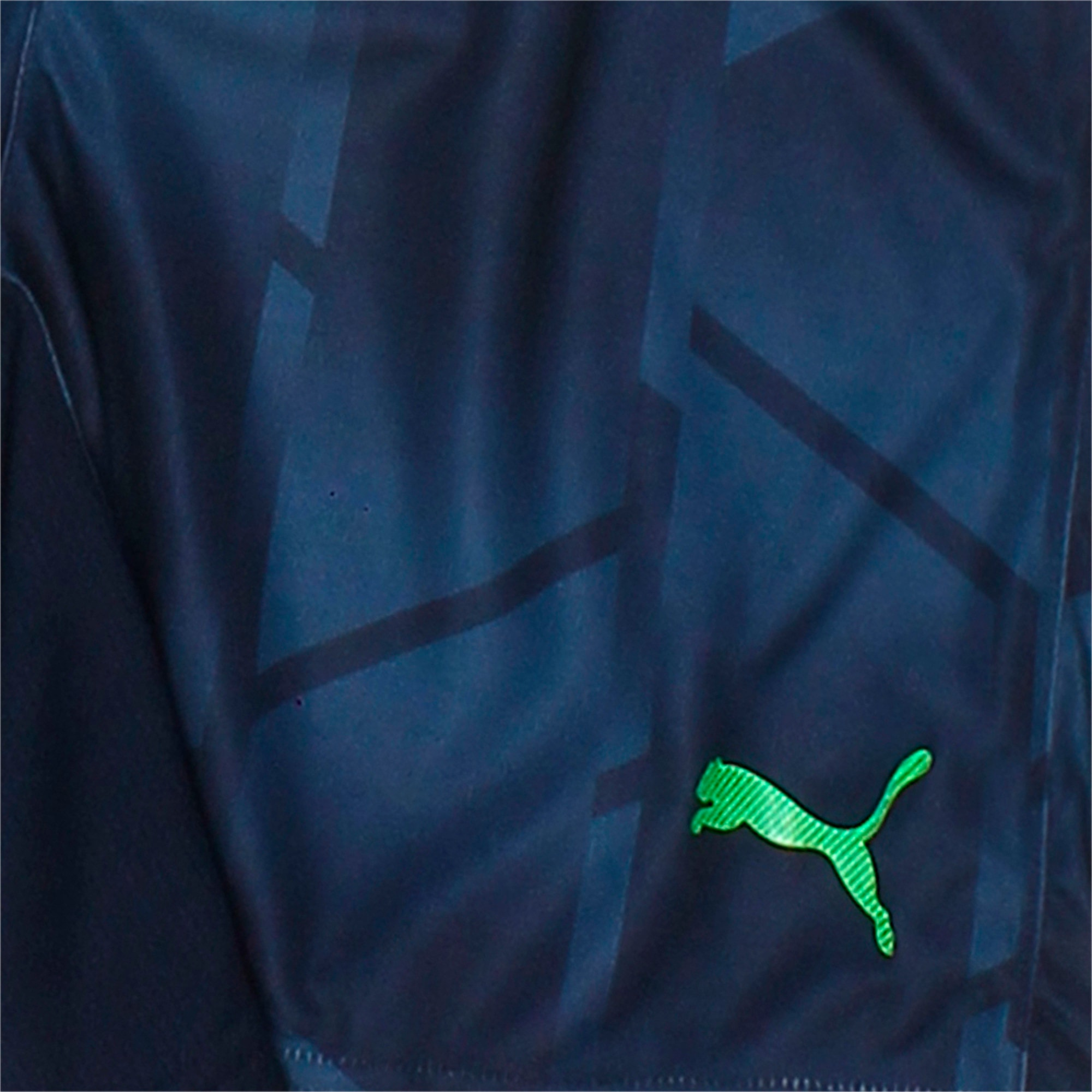 Thumbnail 1 of ftblNXT Pro Shorts Jr Puma Black, Peacoat, medium-IND