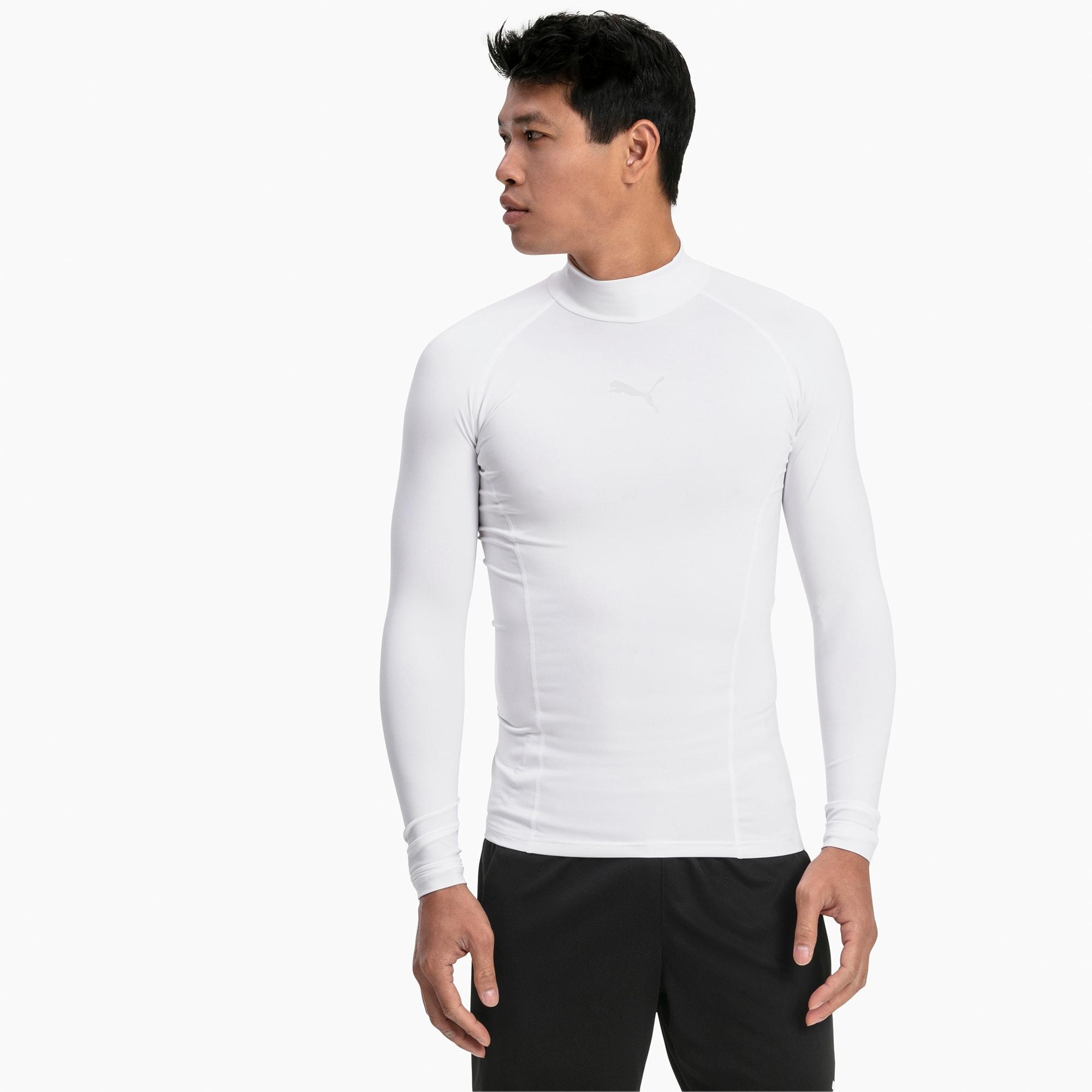 Puma X HELLY HANSEN - Langærmede T-shirts - white