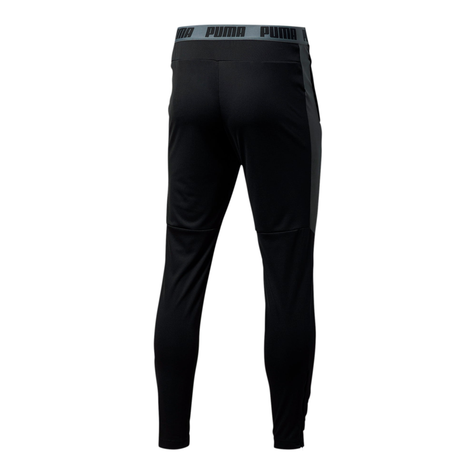 Thumbnail 5 of Men's Speed Pants, Puma Black-Asphalt, medium