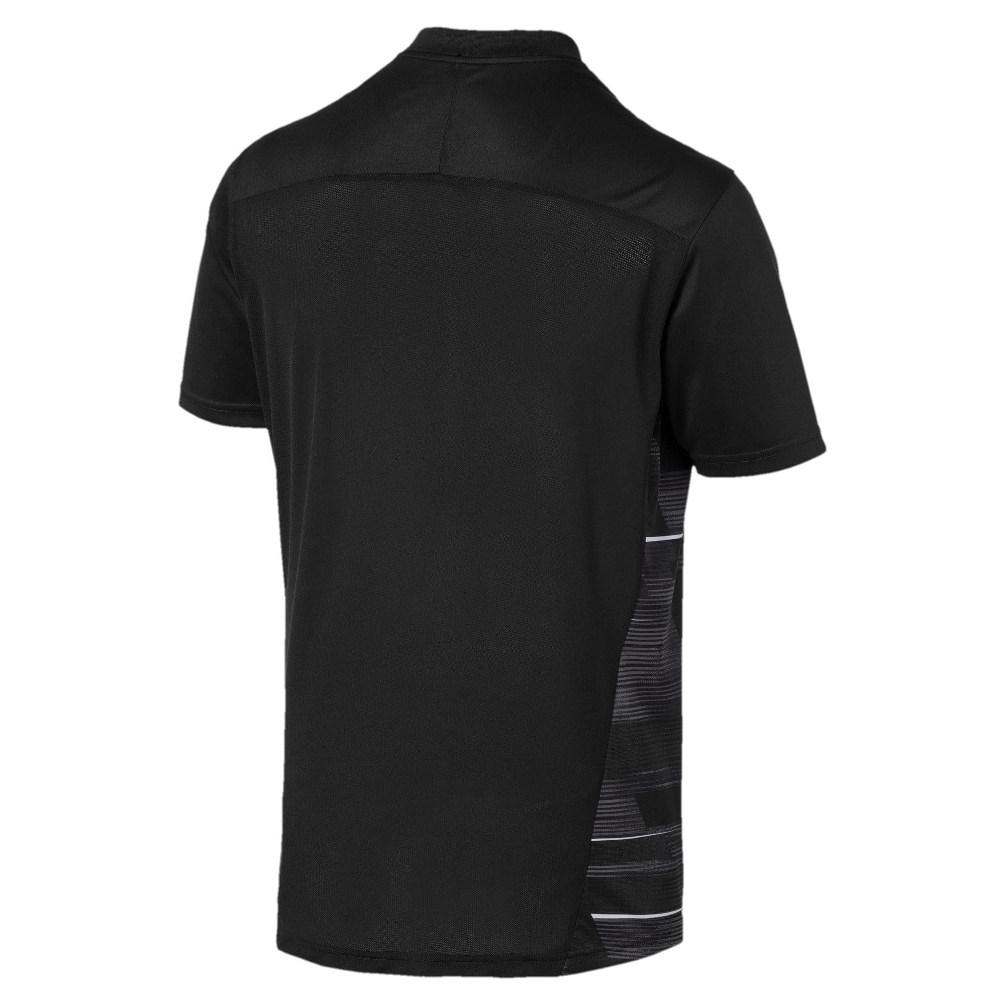 Miniatura 5 de Camiseta estampada ftblNXT para hombre, Puma Black-Phantom Black, mediano