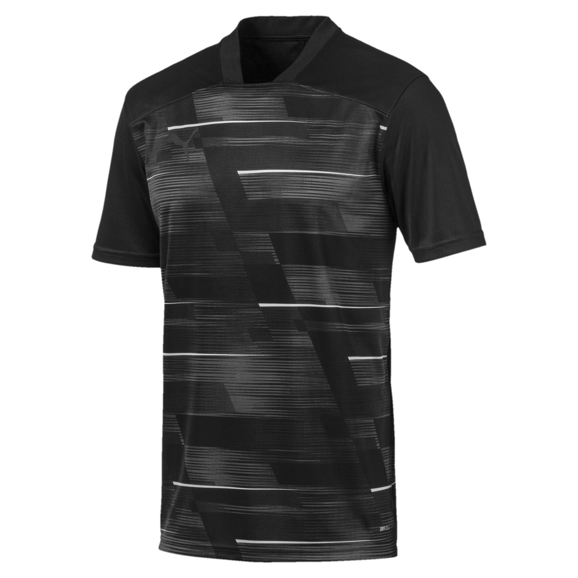 Miniatura 1 de Camiseta estampada ftblNXT para hombre, Puma Black-Phantom Black, mediano