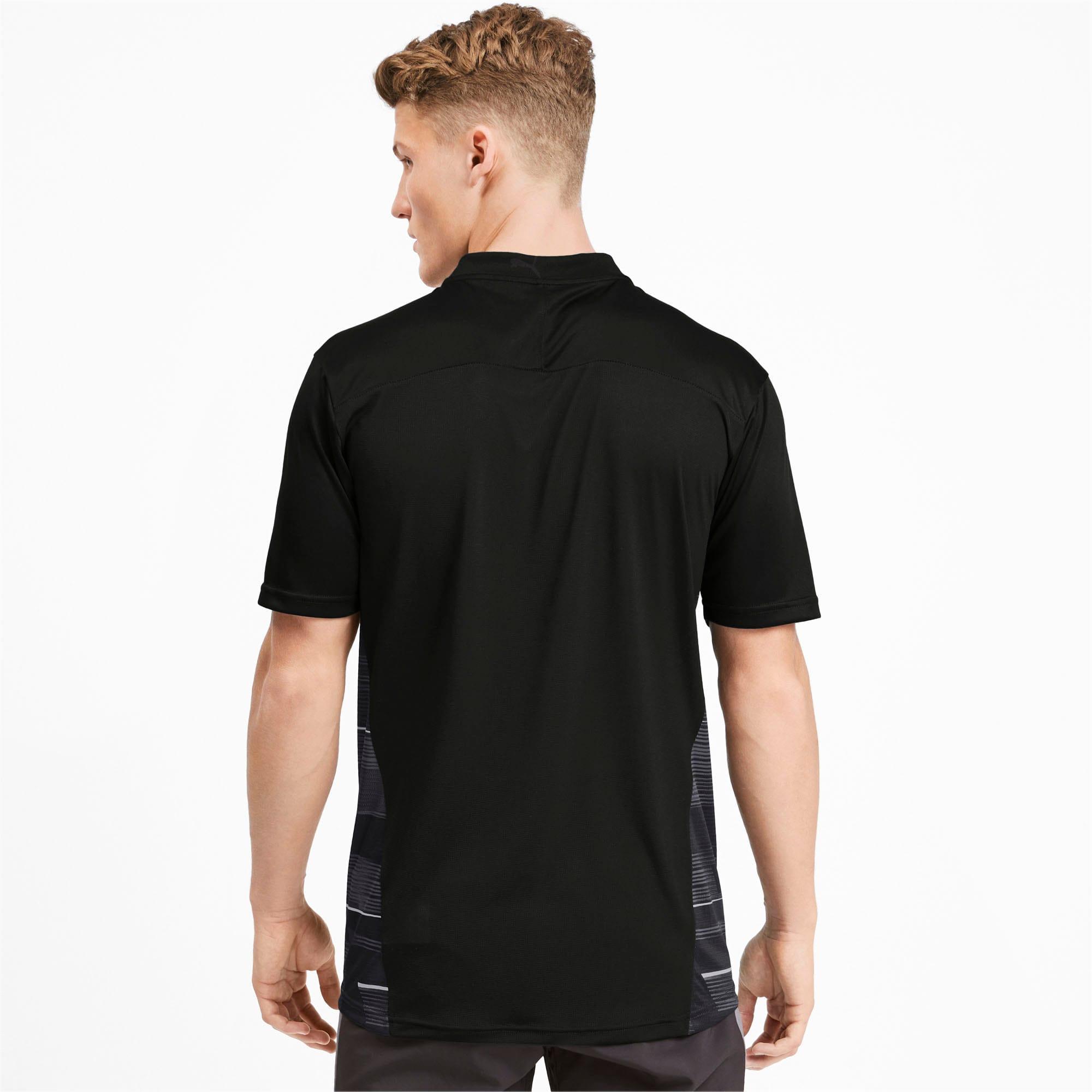 Miniatura 3 de Camiseta estampada ftblNXT para hombre, Puma Black-Phantom Black, mediano