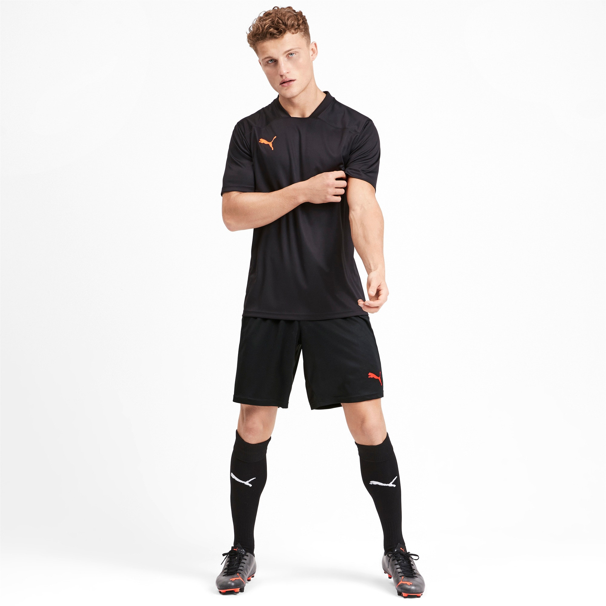 Thumbnail 3 of Men's Shorts, Puma Black, medium