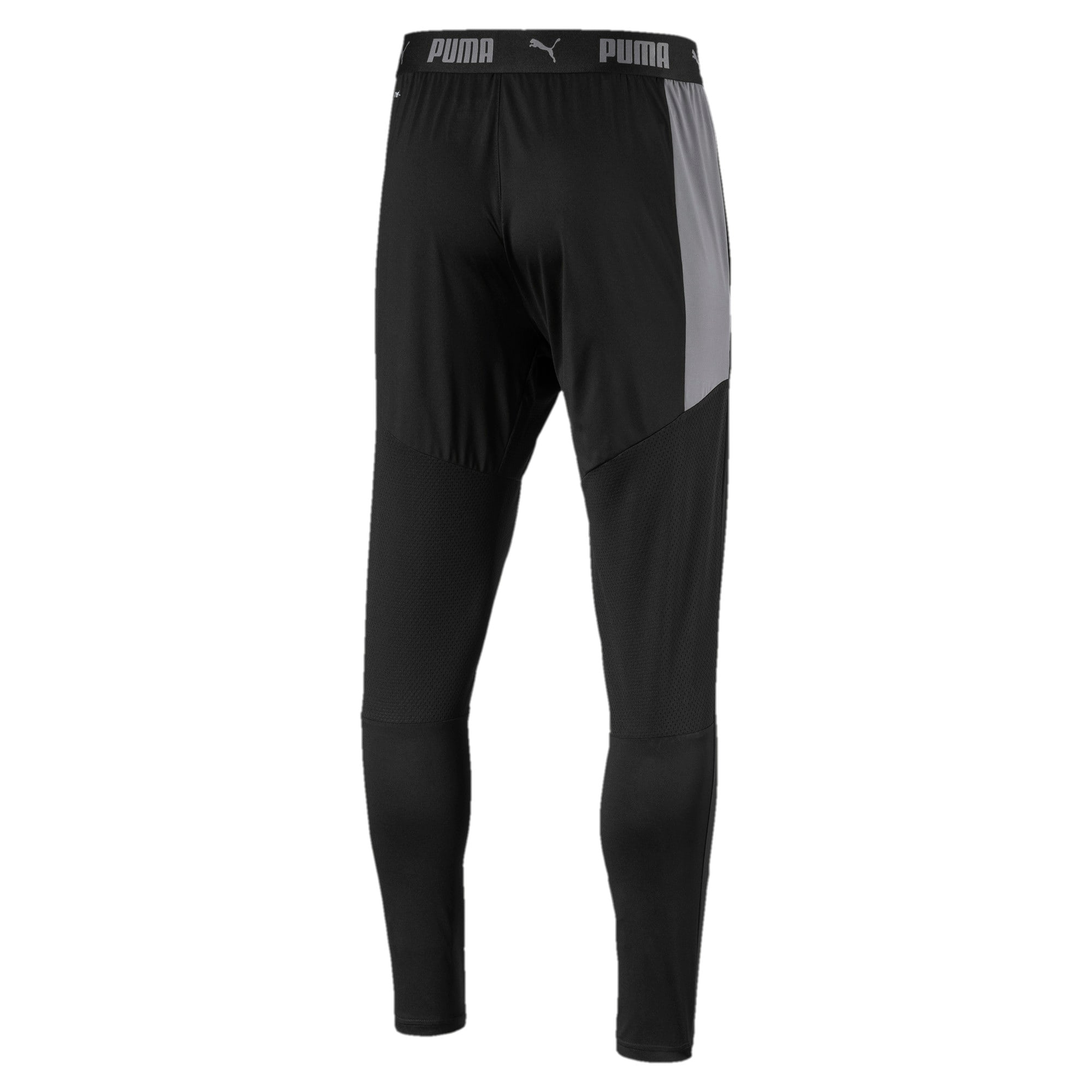 Thumbnail 5 of Knitted Men's Pants, Puma Black, medium