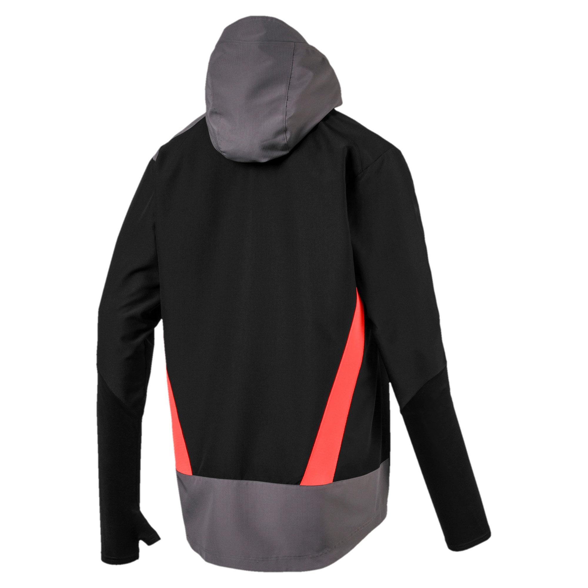Thumbnail 5 of Blouson de survêtement  Pro pour homme, Puma Black-Nrgy Red, medium