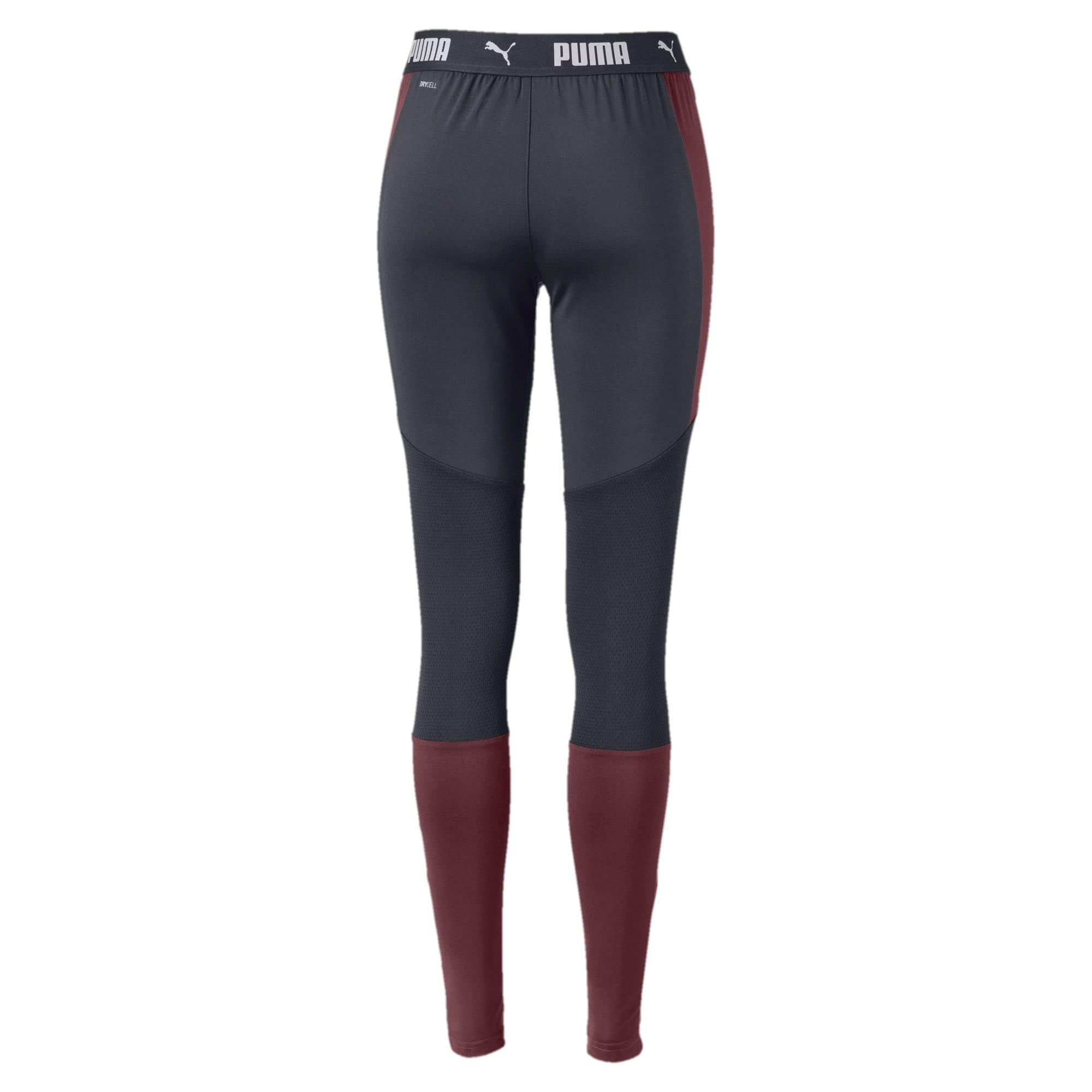 Thumbnail 5 of ftblNXT Women's Pants, Ebony-Vineyard Wine, medium