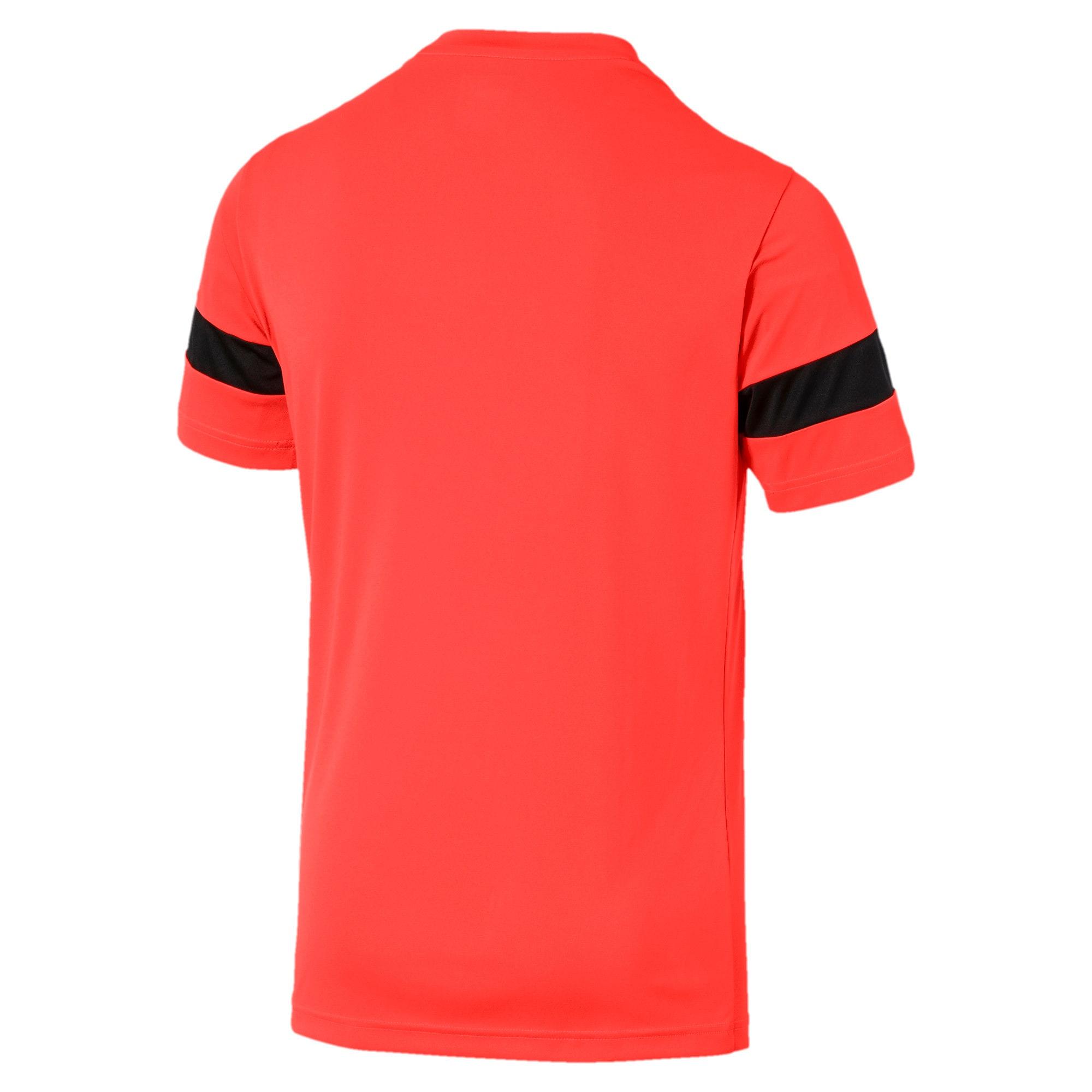 Thumbnail 5 of Maillot pour l'entraînement PLAY pour homme, Nrgy Red-Puma Black, medium