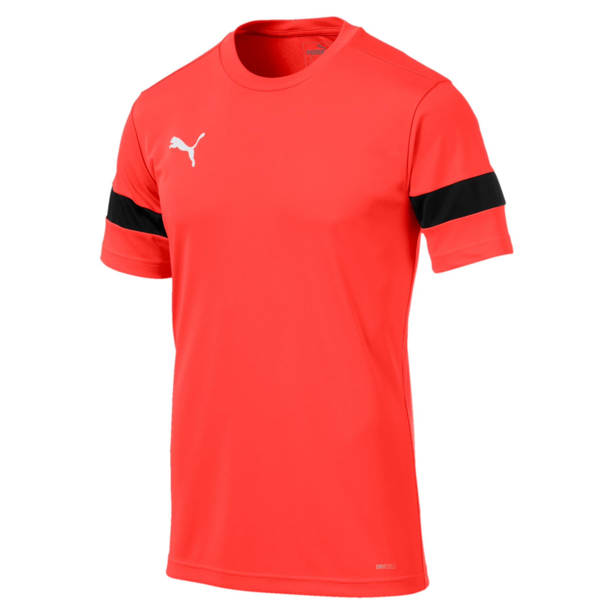 Thumbnail 4 of Maillot pour l'entraînement PLAY pour homme, Nrgy Red-Puma Black, medium