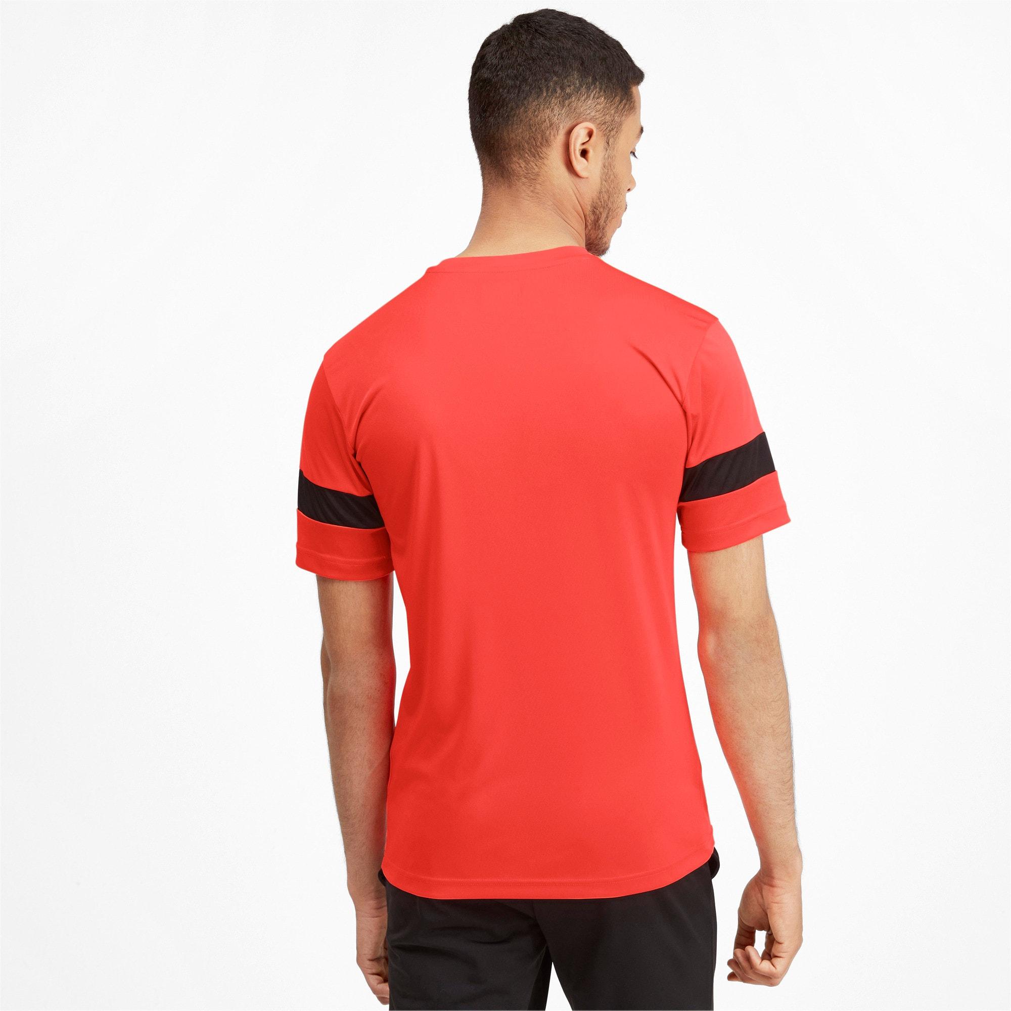Thumbnail 2 of Maillot pour l'entraînement PLAY pour homme, Nrgy Red-Puma Black, medium
