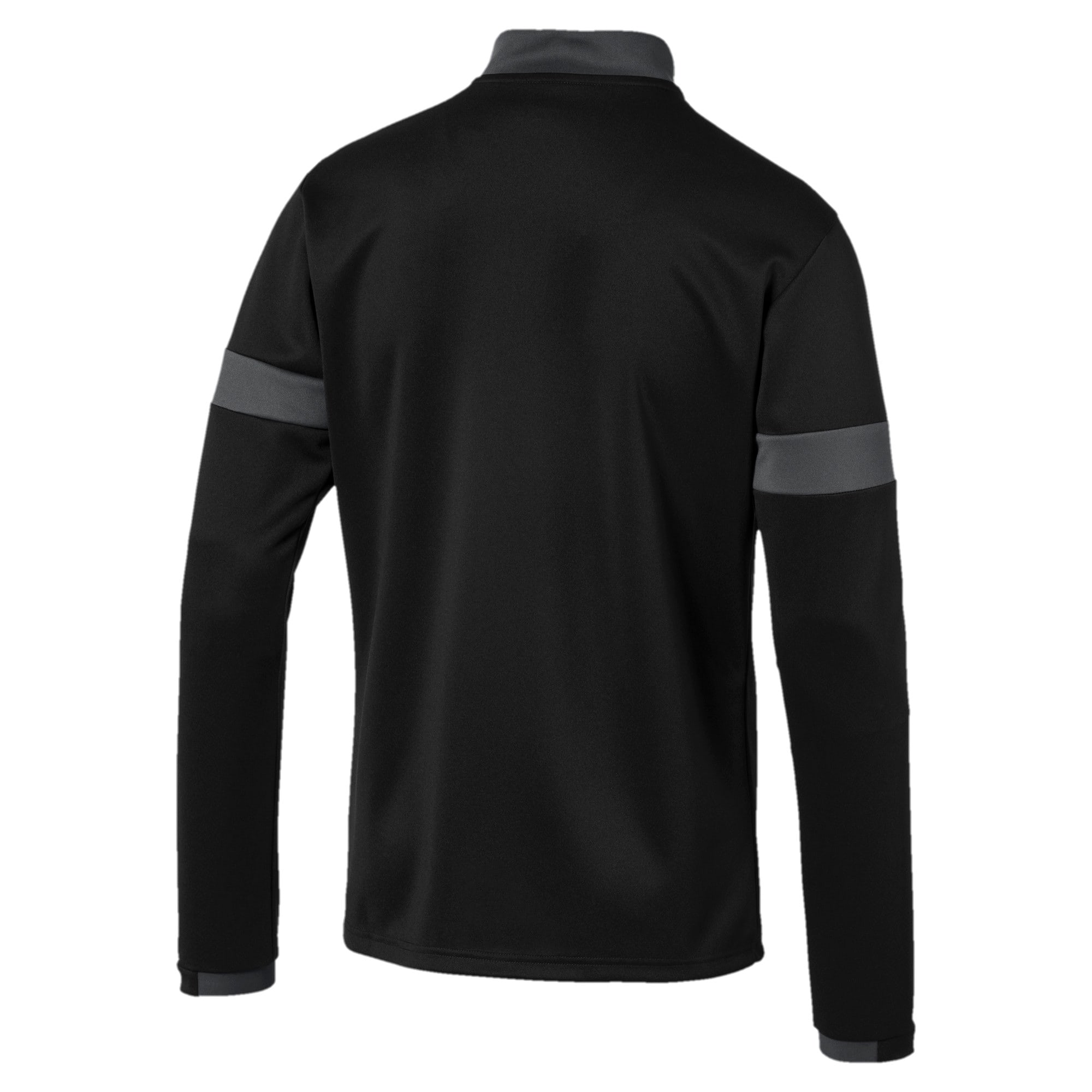 Thumbnail 5 of Sweatshirt pour homme, Puma Black-Asphalt, medium