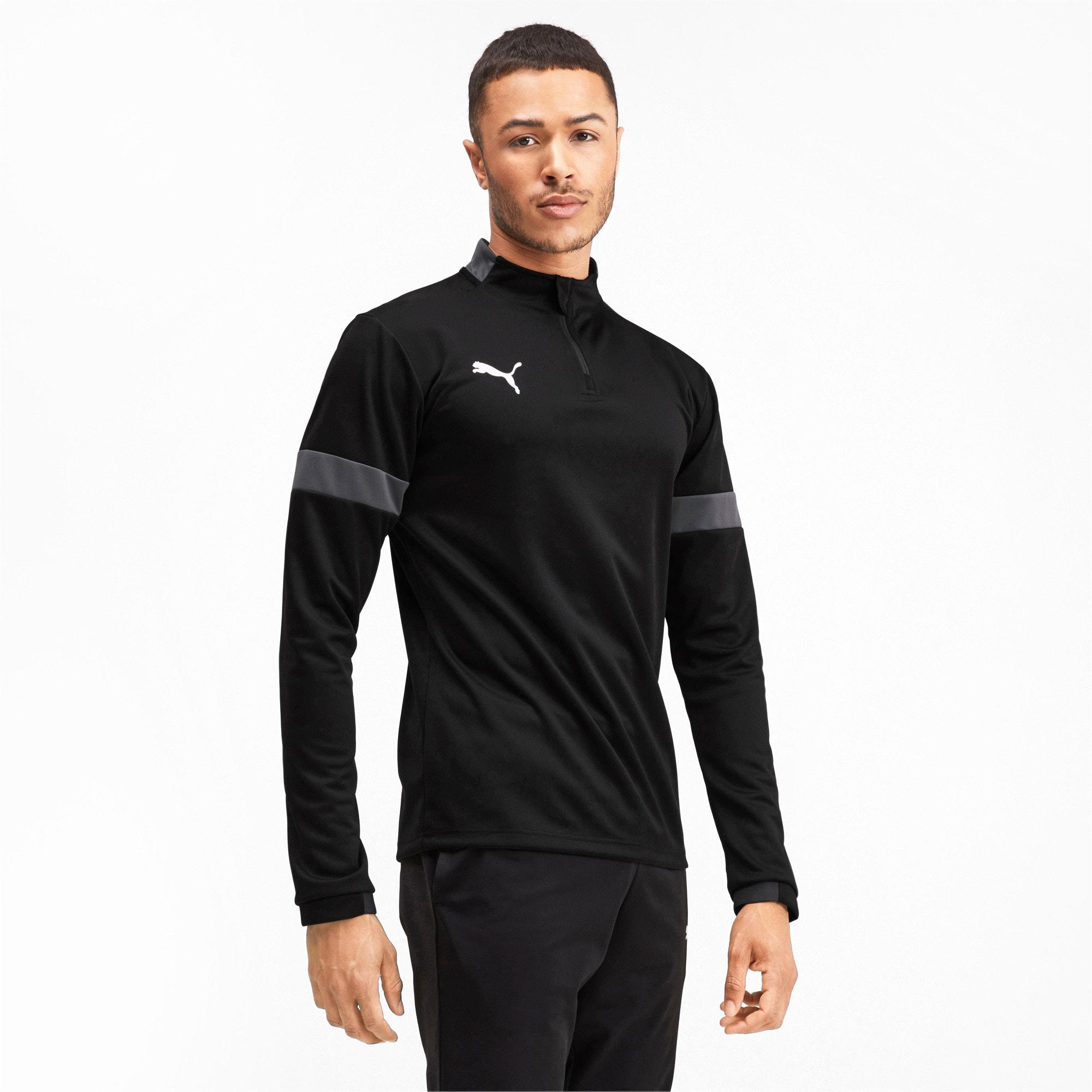 Thumbnail 1 of Sweatshirt pour homme, Puma Black-Asphalt, medium