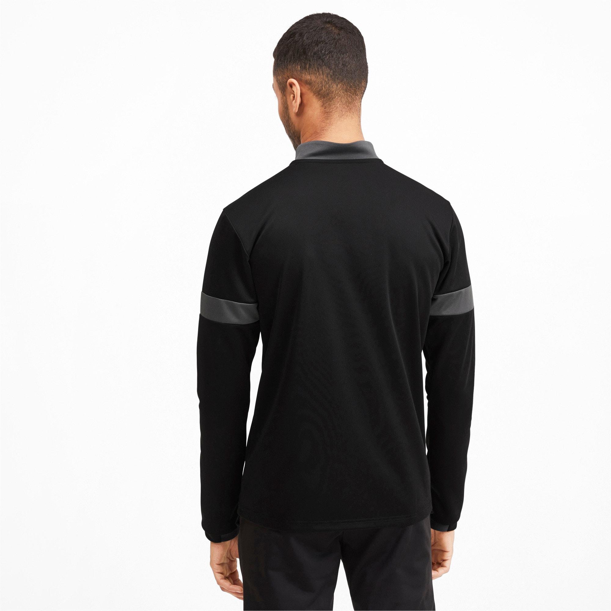 Thumbnail 2 of Sweatshirt pour homme, Puma Black-Asphalt, medium