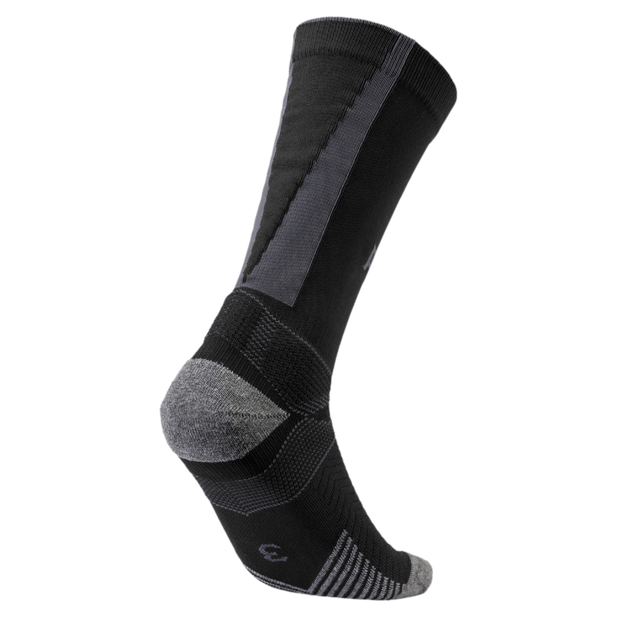 Thumbnail 2 of Team ftblNXT Casuals Men's Socks, Puma Black-puma black, medium