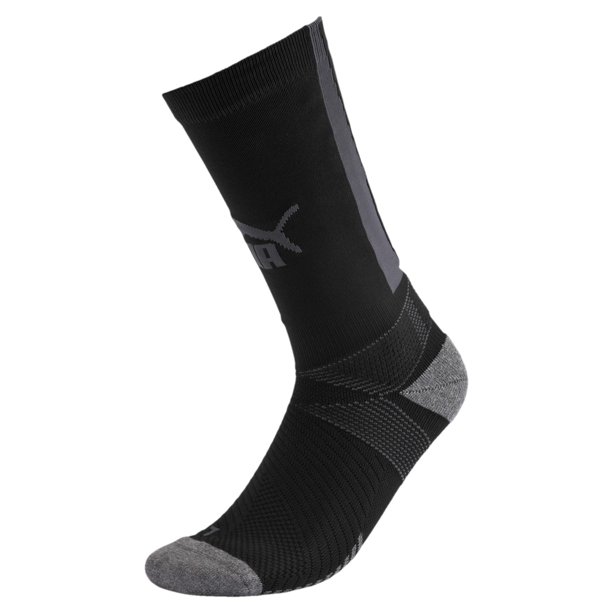 Thumbnail 1 of Team ftblNXT Casuals Men's Socks, Puma Black-puma black, medium