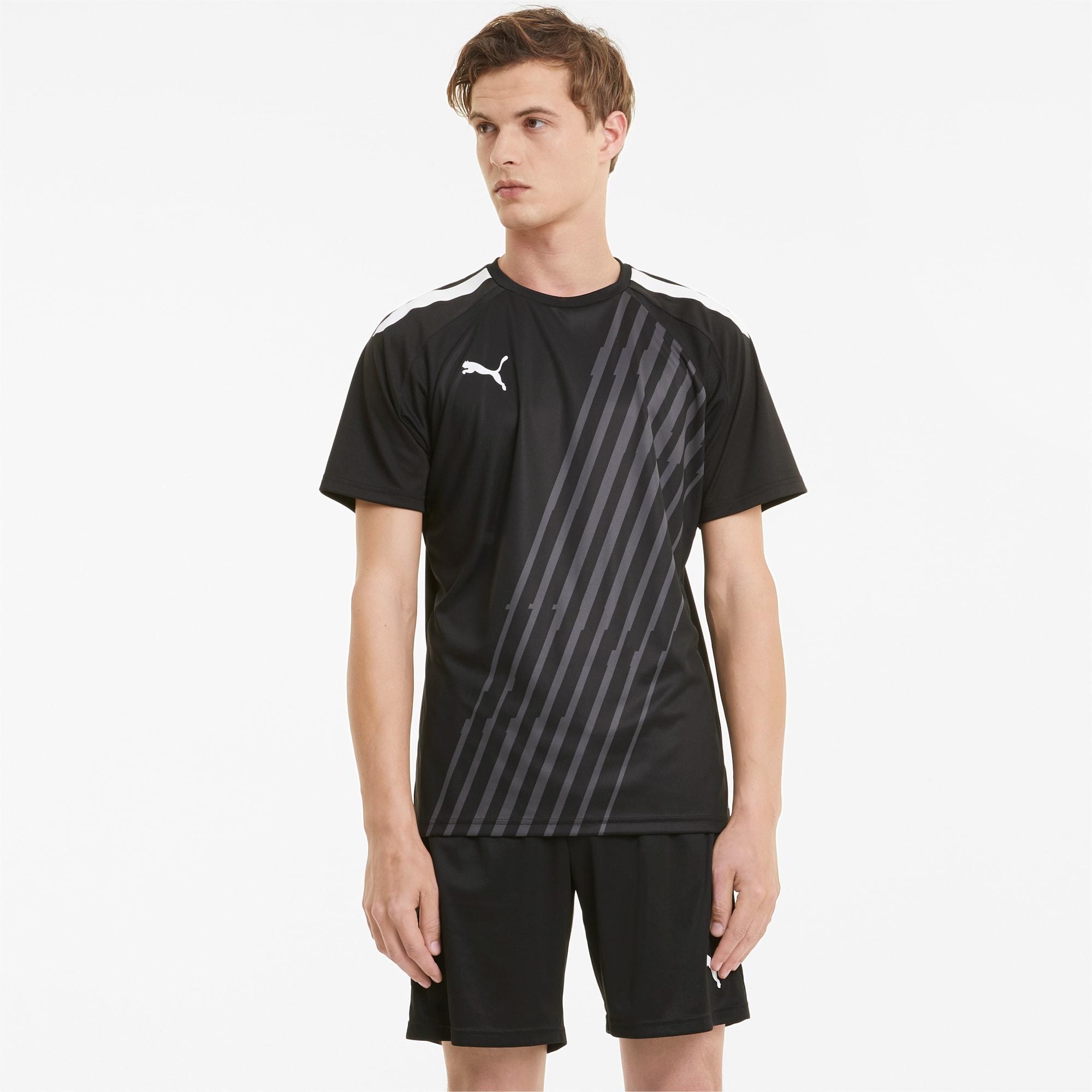 teamLIGA Graphic Men's Soccer Jersey