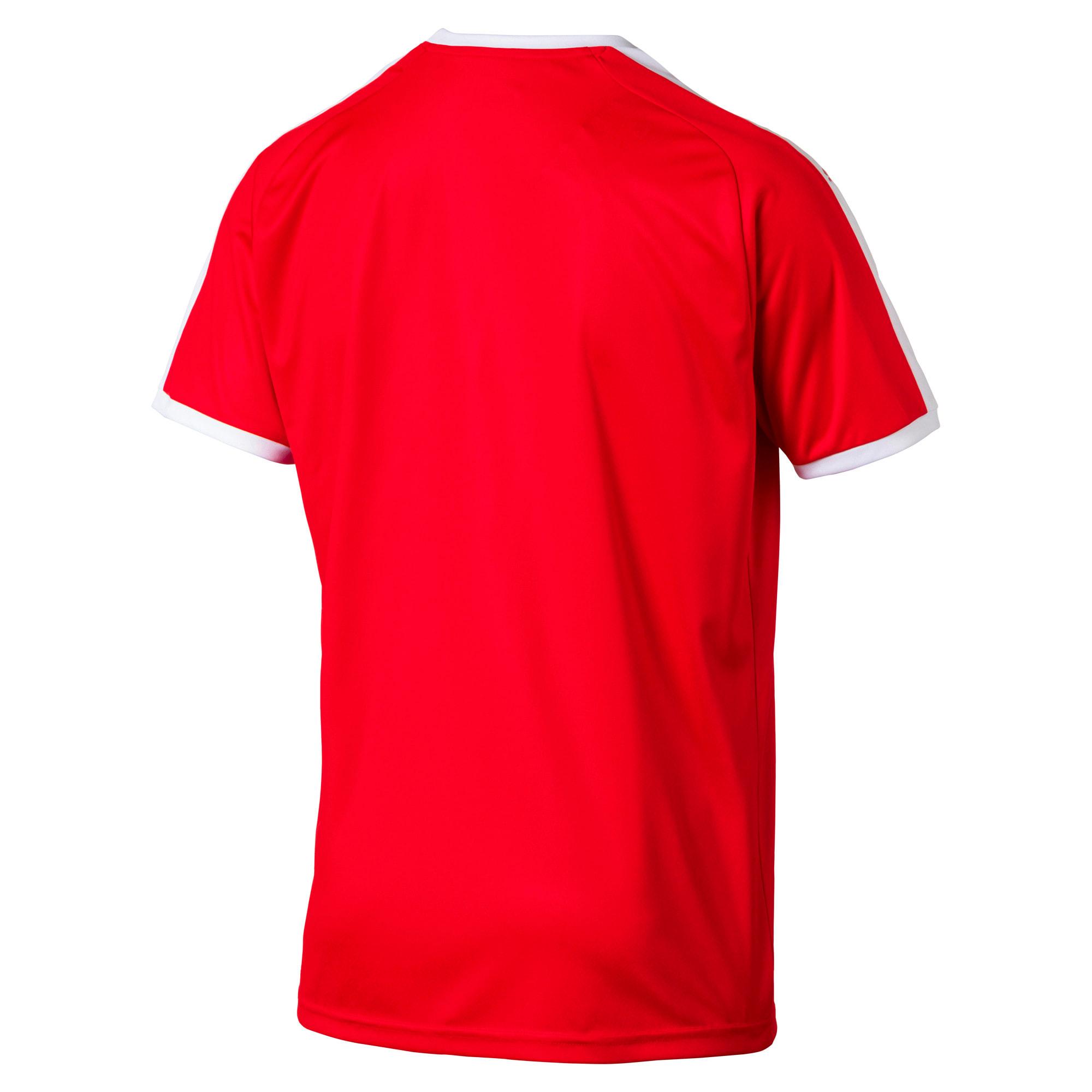 Thumbnail 5 of Liga shirt voor heren, Puma Red-Puma White, medium