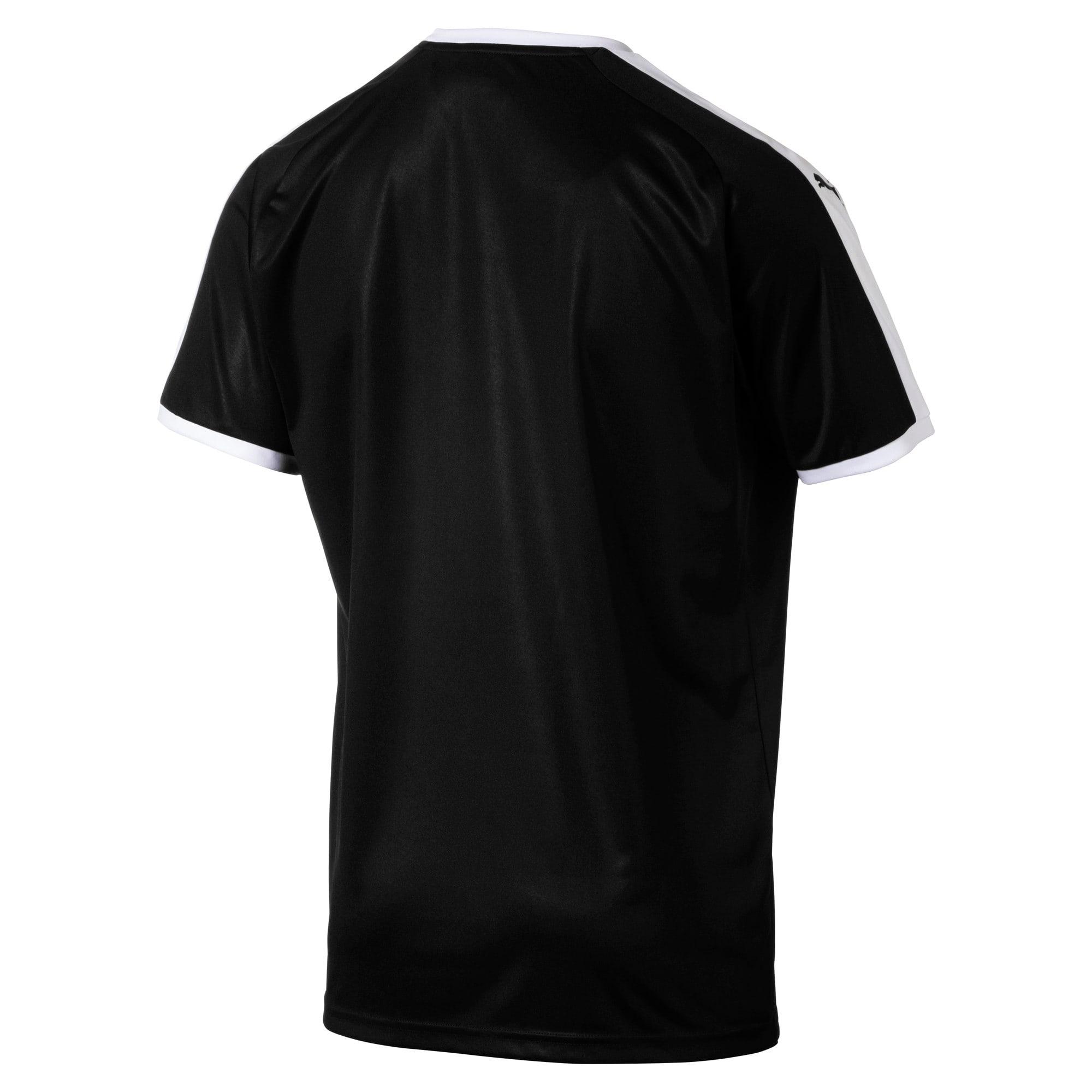 Thumbnail 5 of Liga shirt voor heren, Puma Black-Puma White, medium