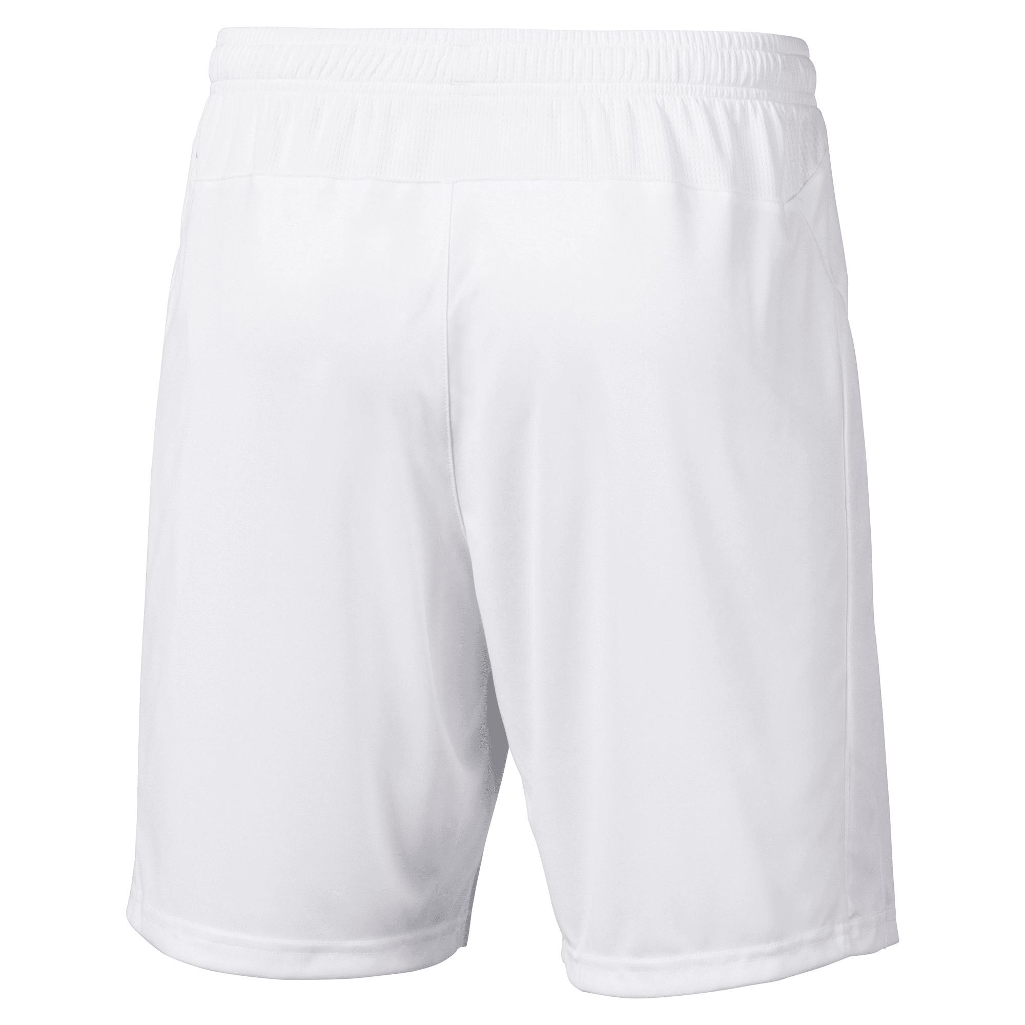Thumbnail 4 of Liga Men's Shorts, Puma White-Puma Black, medium