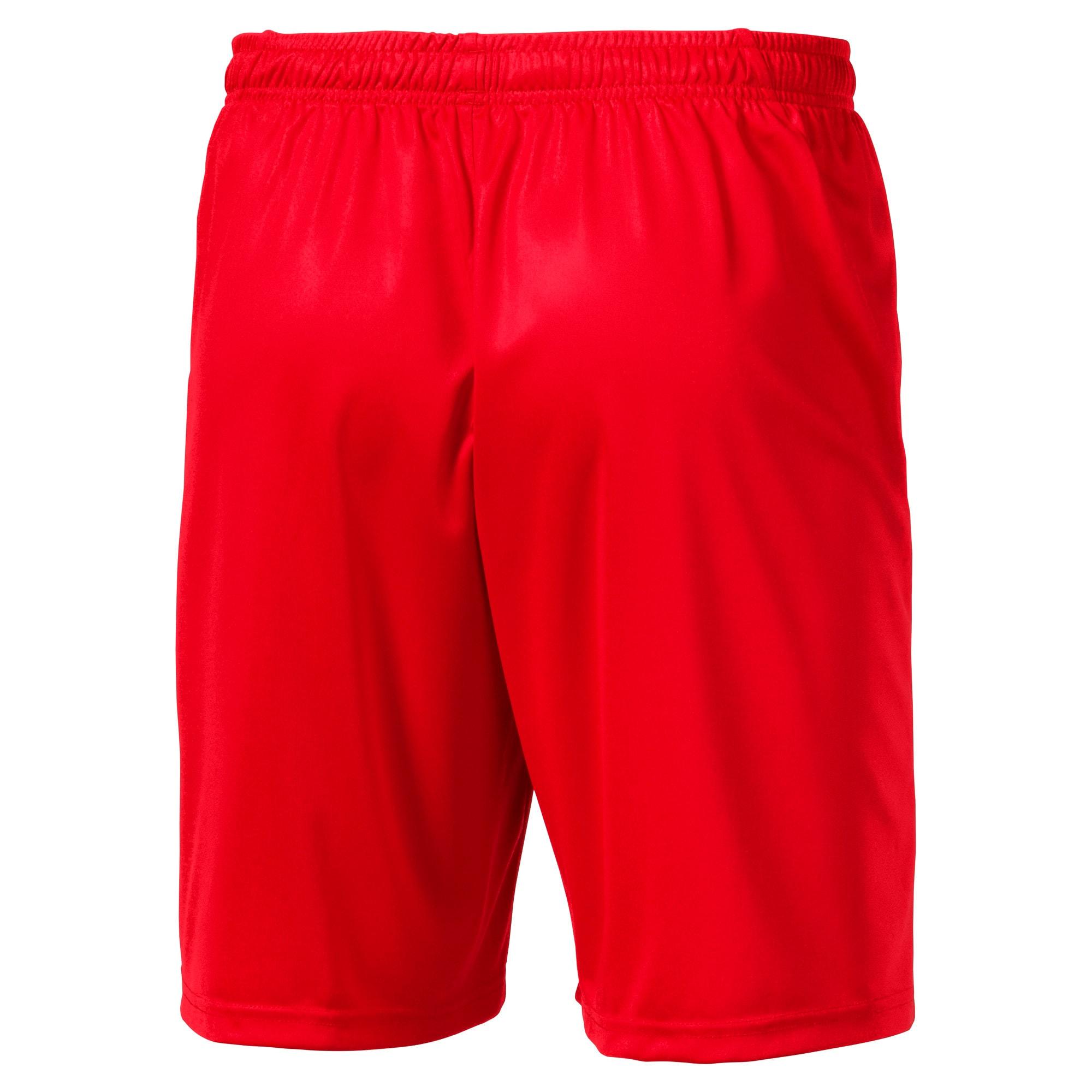 Thumbnail 5 of Liga Core Men's Shorts, Puma Red-Puma White, medium