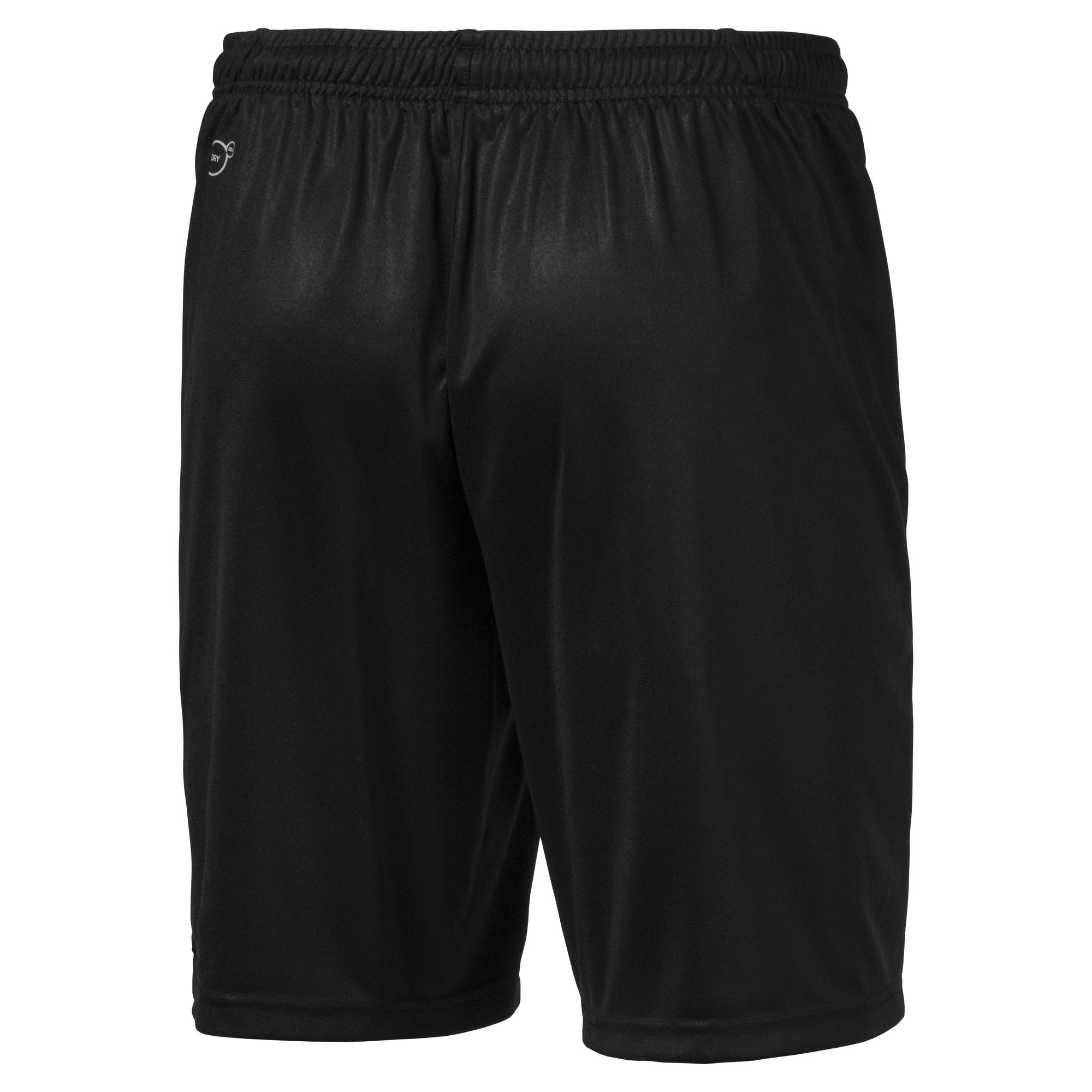 Thumbnail 5 of Liga Core Men's Shorts, Puma Black-Puma White, medium