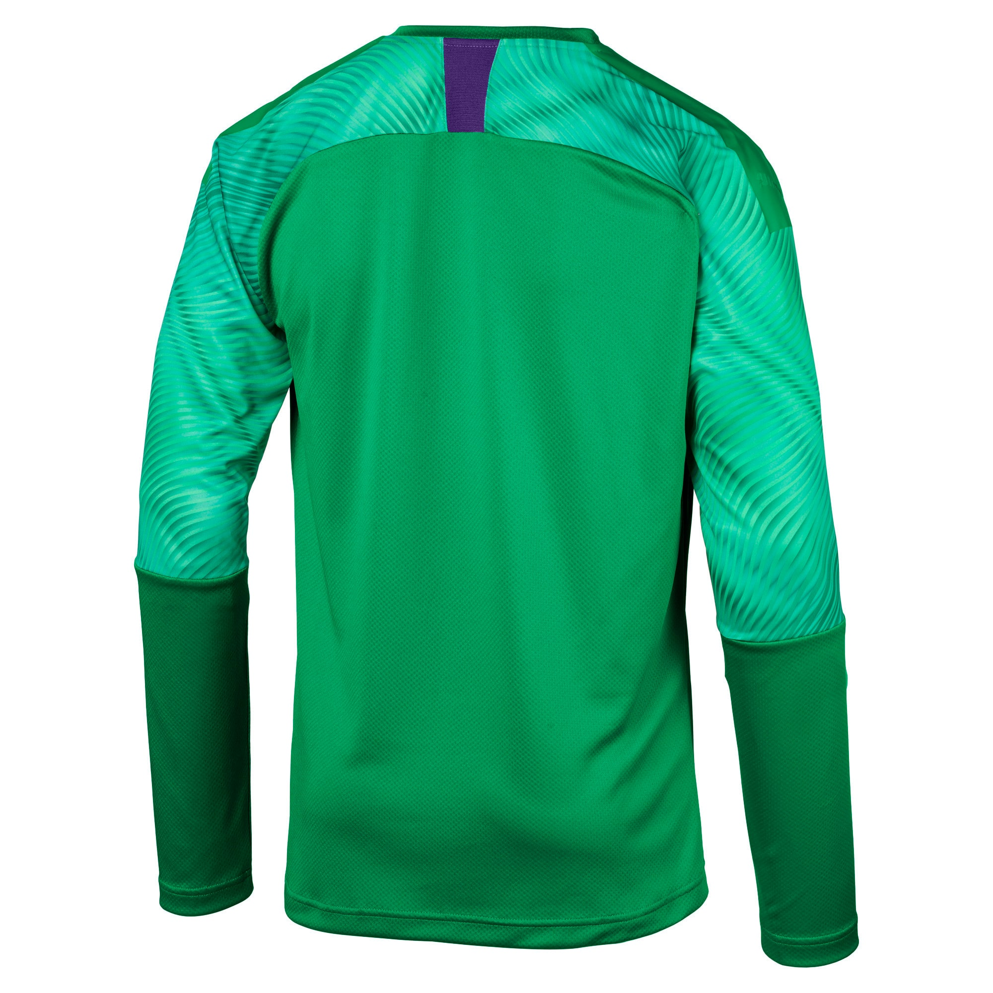Thumbnail 5 of CUP Long Sleeve Men's Goalkeeper Jersey, Bright Green-Prism Violet, medium