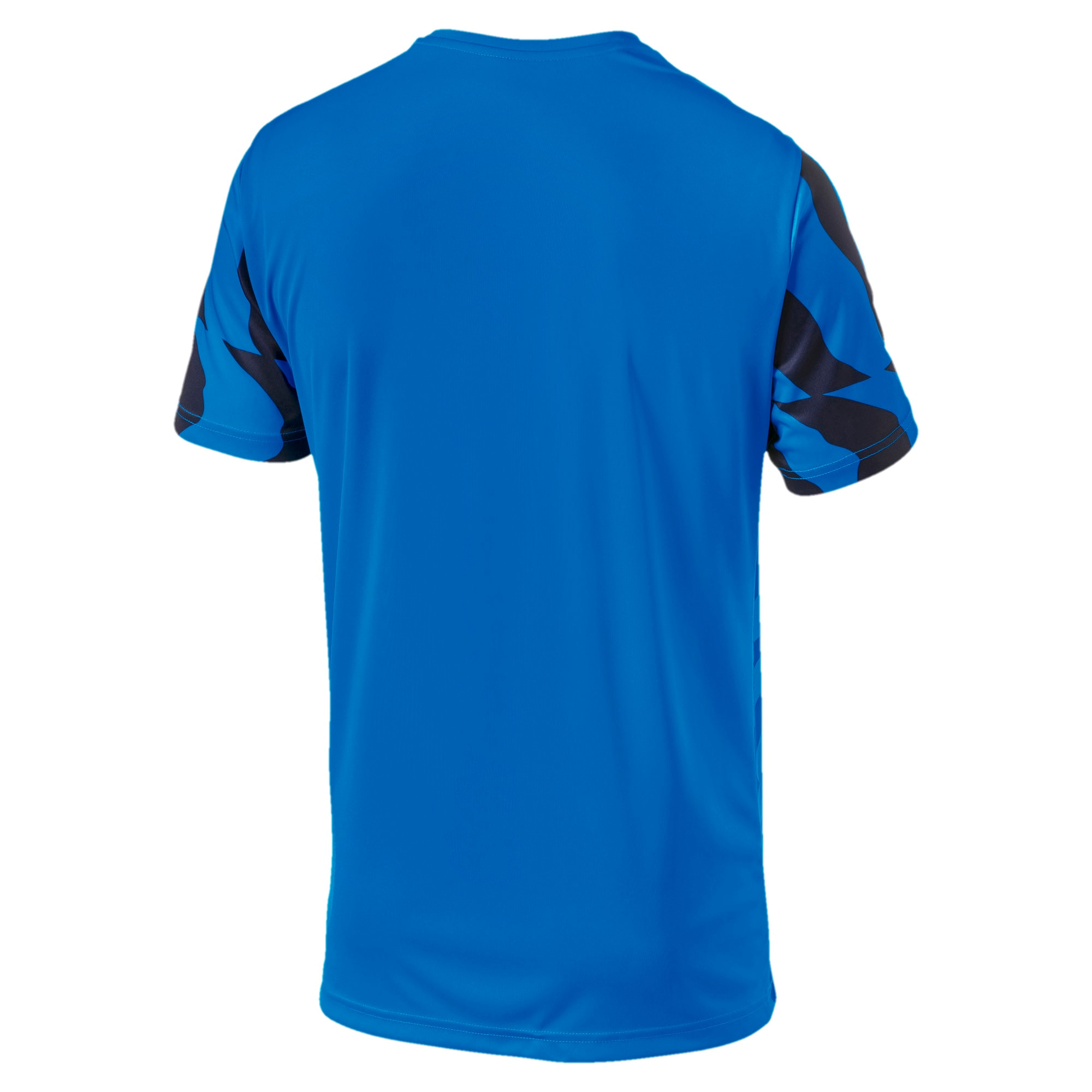 Thumbnail 5 of CUP Core Men's Football Jersey, Electric Blue-Puma White, medium