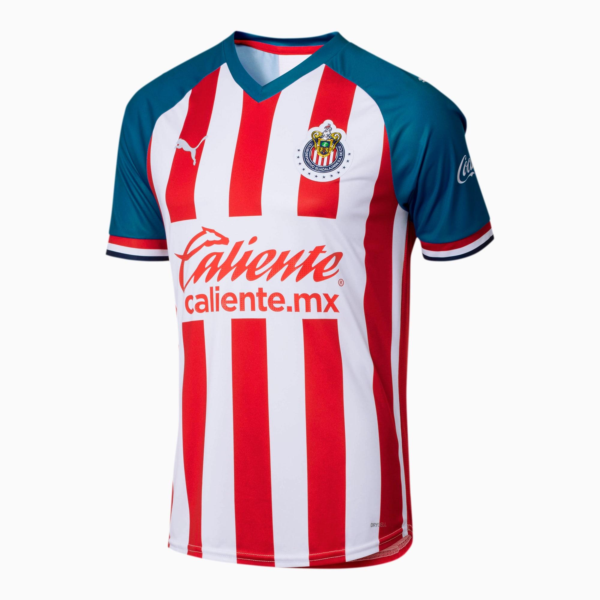 Chivas   Mens Home Promo Jersey Puma Us