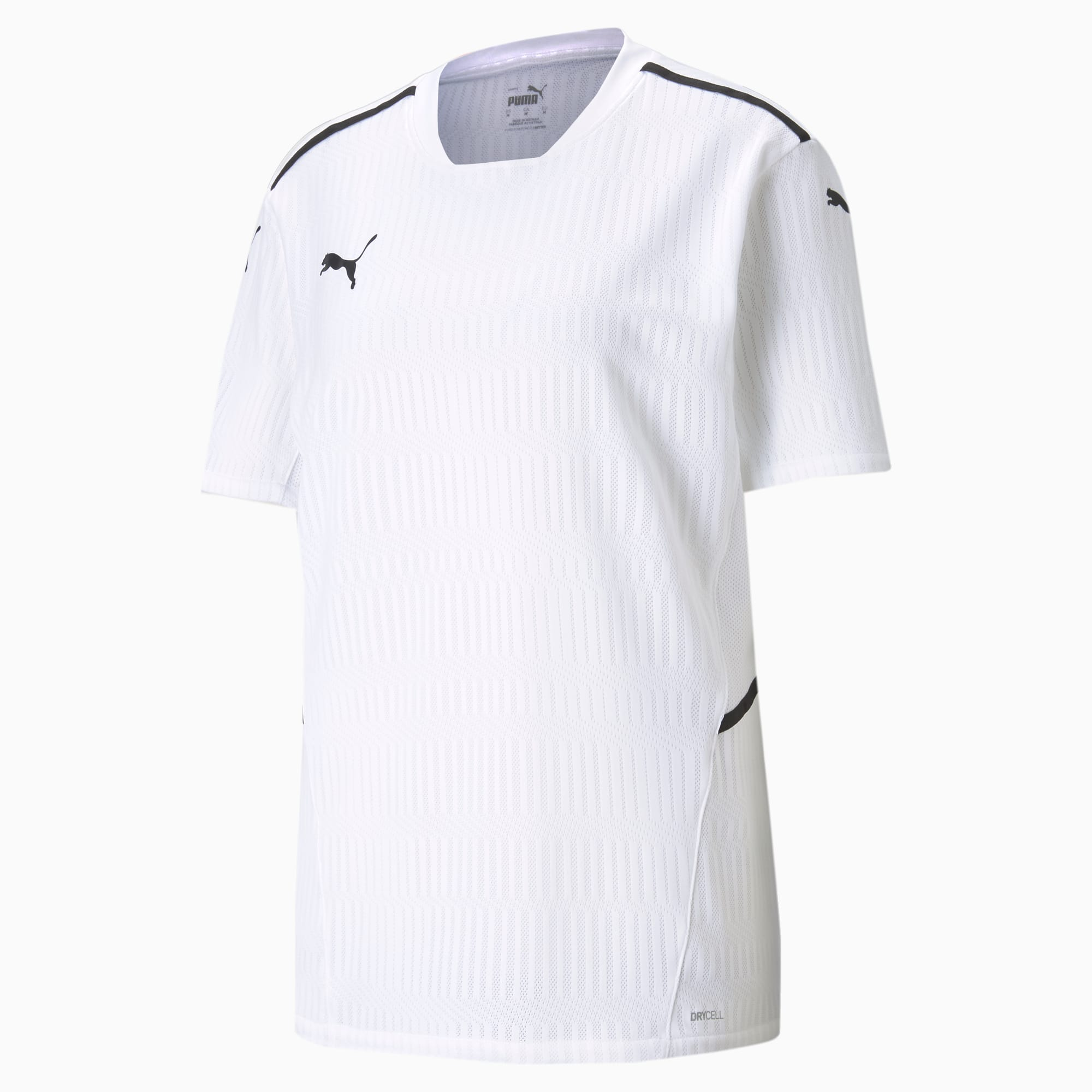 teamCUP Men's Football Relaxed Jersey