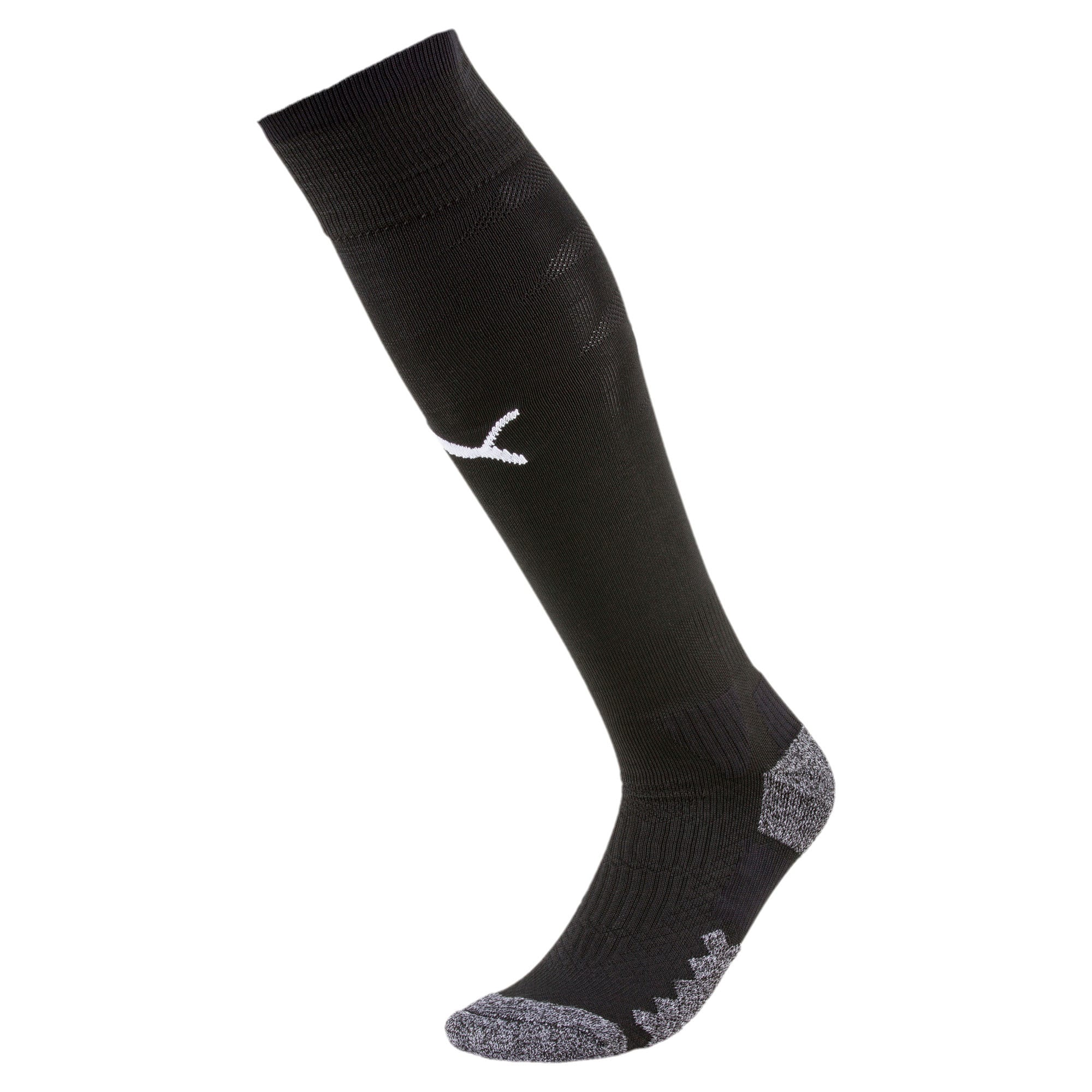 Thumbnail 1 of FIGC Italia Separate Socks, Puma Black, medium