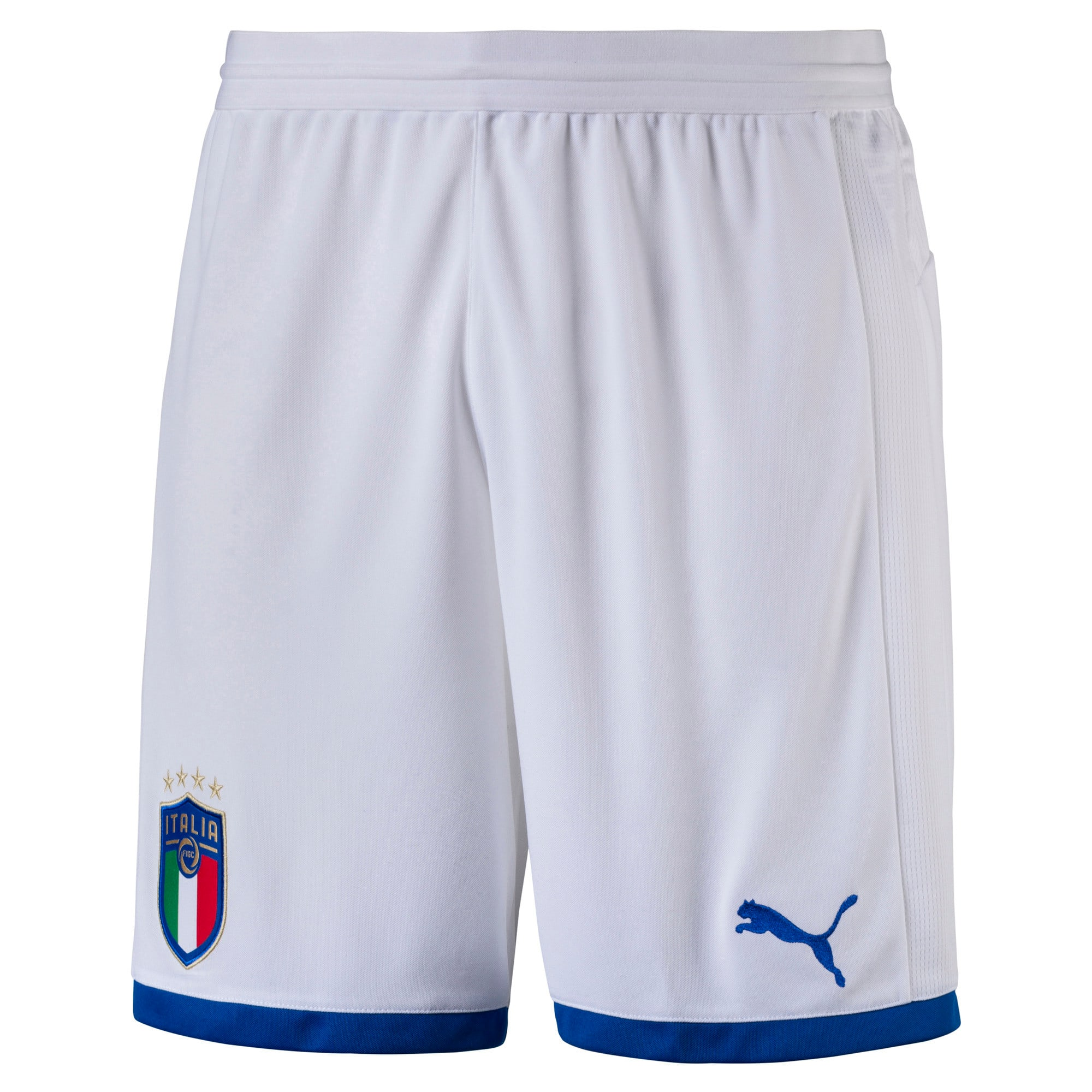 Thumbnail 4 of Italia Replica Shorts, Puma White, medium