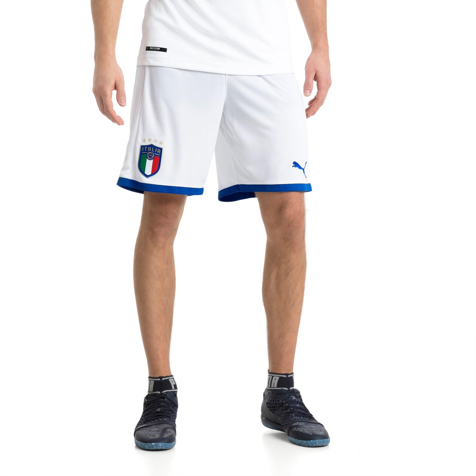 Thumbnail 1 of Italia Replica Shorts, Puma White, medium