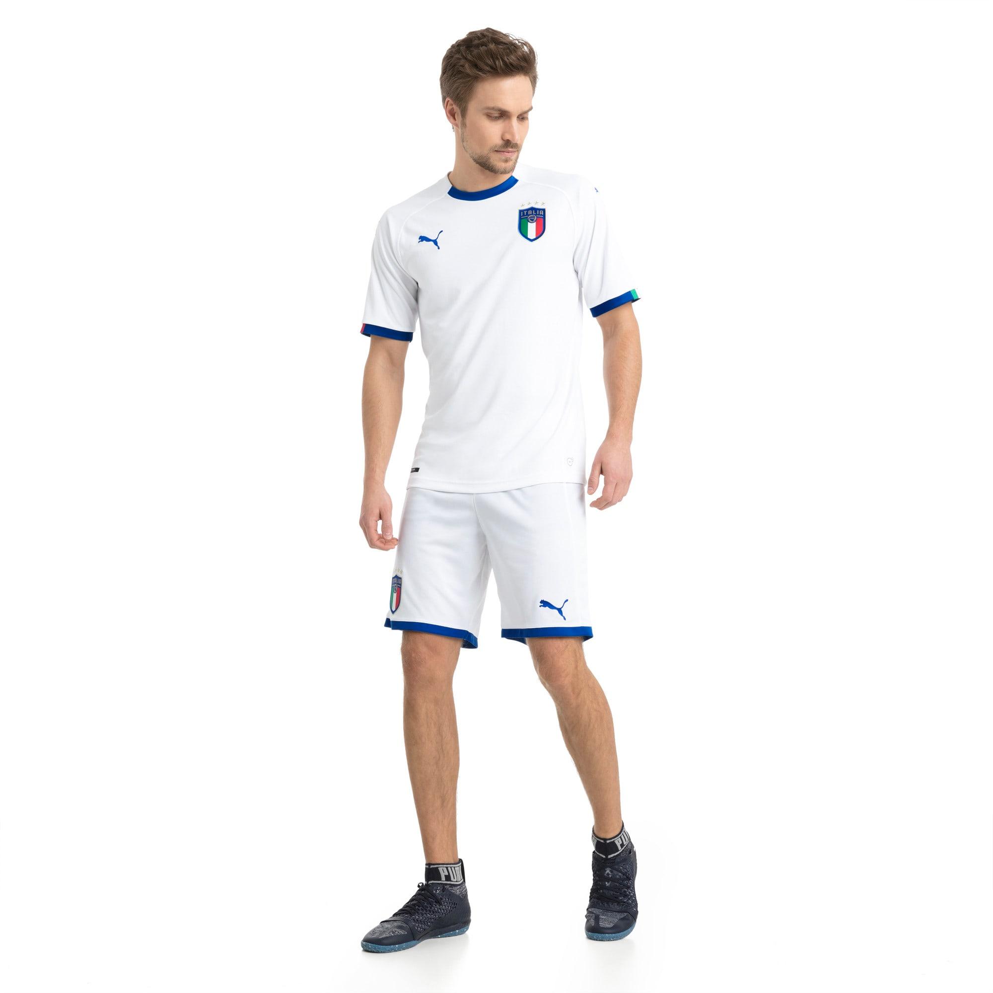 Thumbnail 3 of Italia Replica Shorts, Puma White, medium