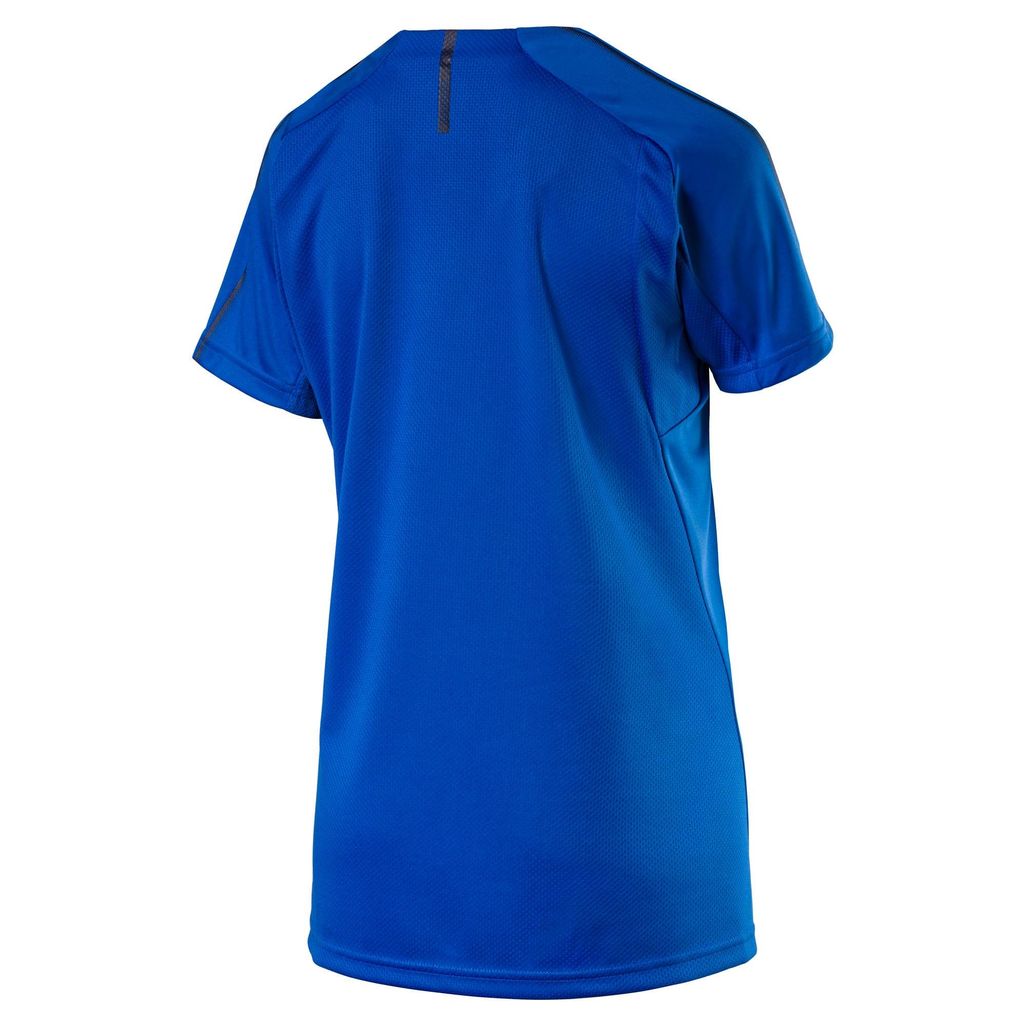 Thumbnail 4 van Italia-trainingsshirt voor vrouwen, Team Power Blue-Puma White, medium