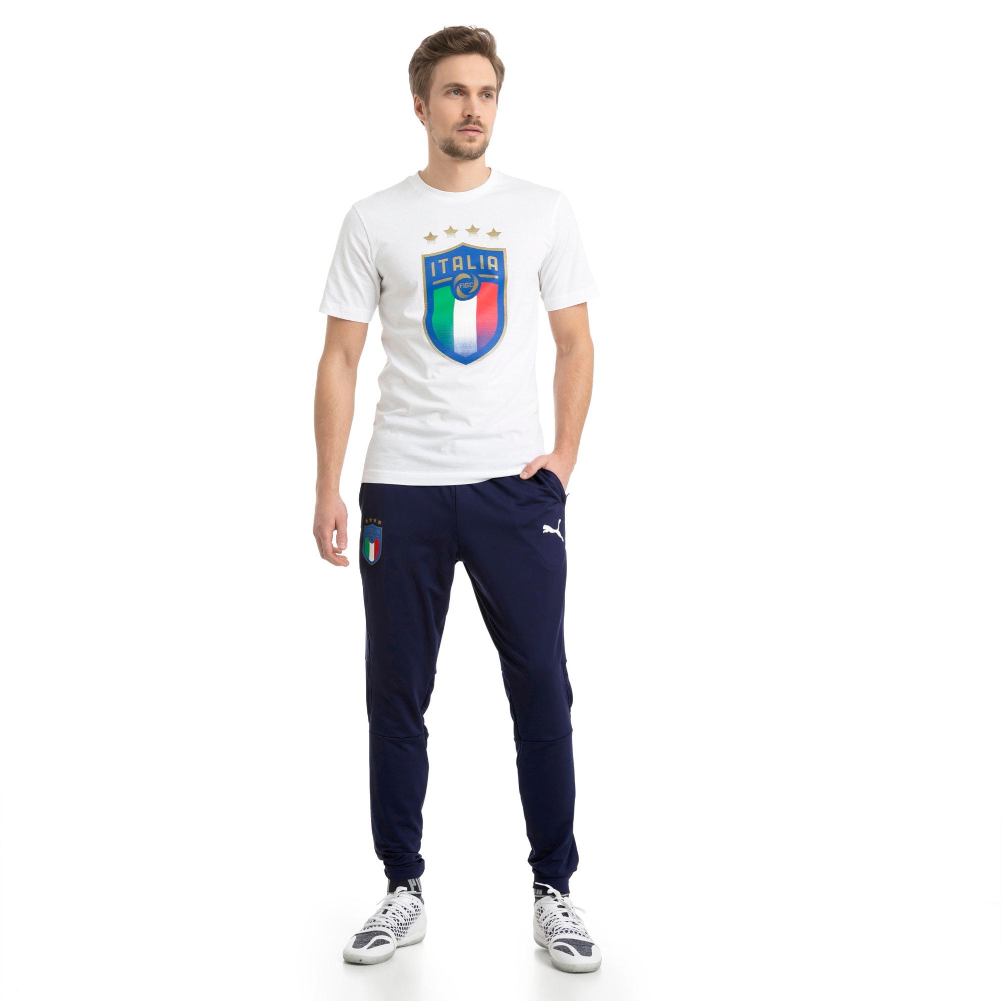 Thumbnail 5 of Italia Training Pants Zipped Pockets, Peacoat, medium