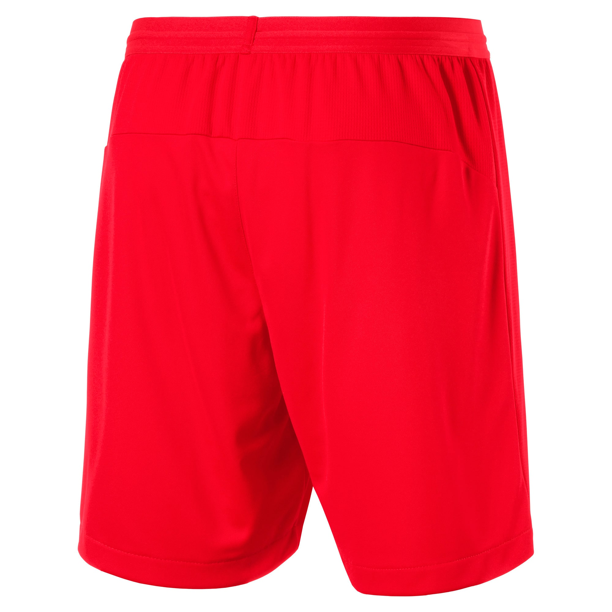 Thumbnail 3 of Switzerland Replica Shorts, Puma Red, medium