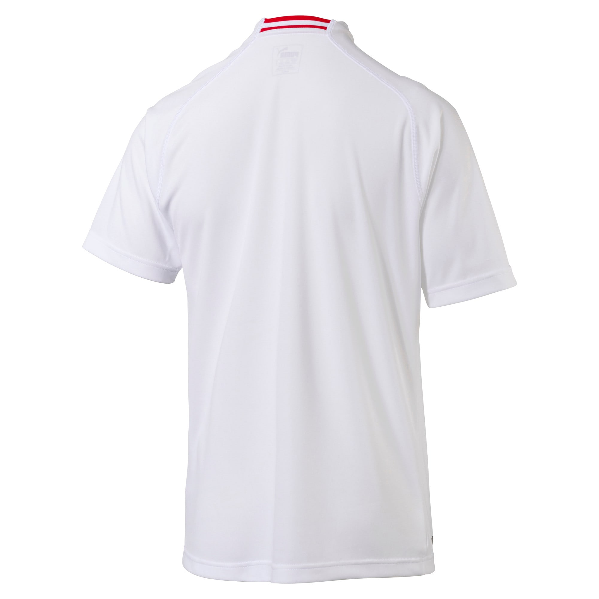 Thumbnail 3 of Austria Away Replica Shirt, Puma White, medium