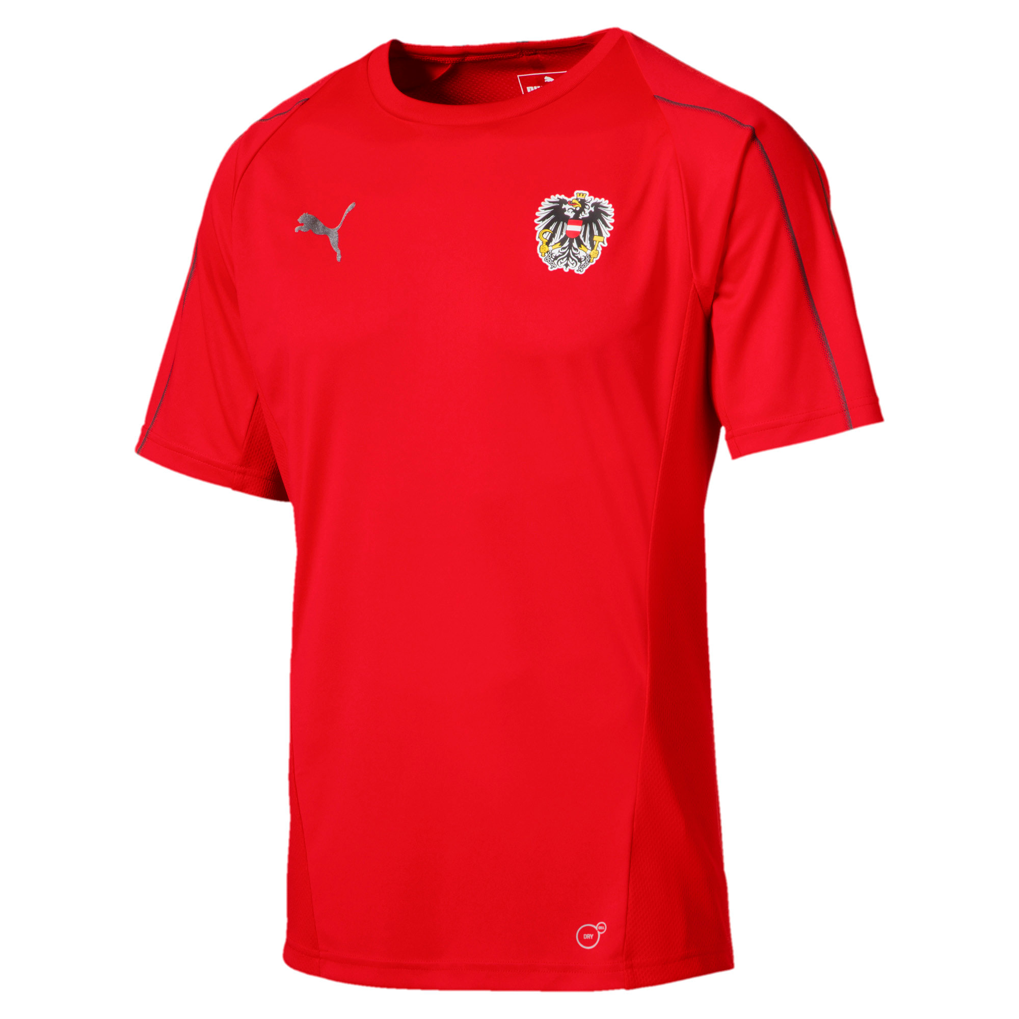 Austria Training Jersey, Puma Red, large