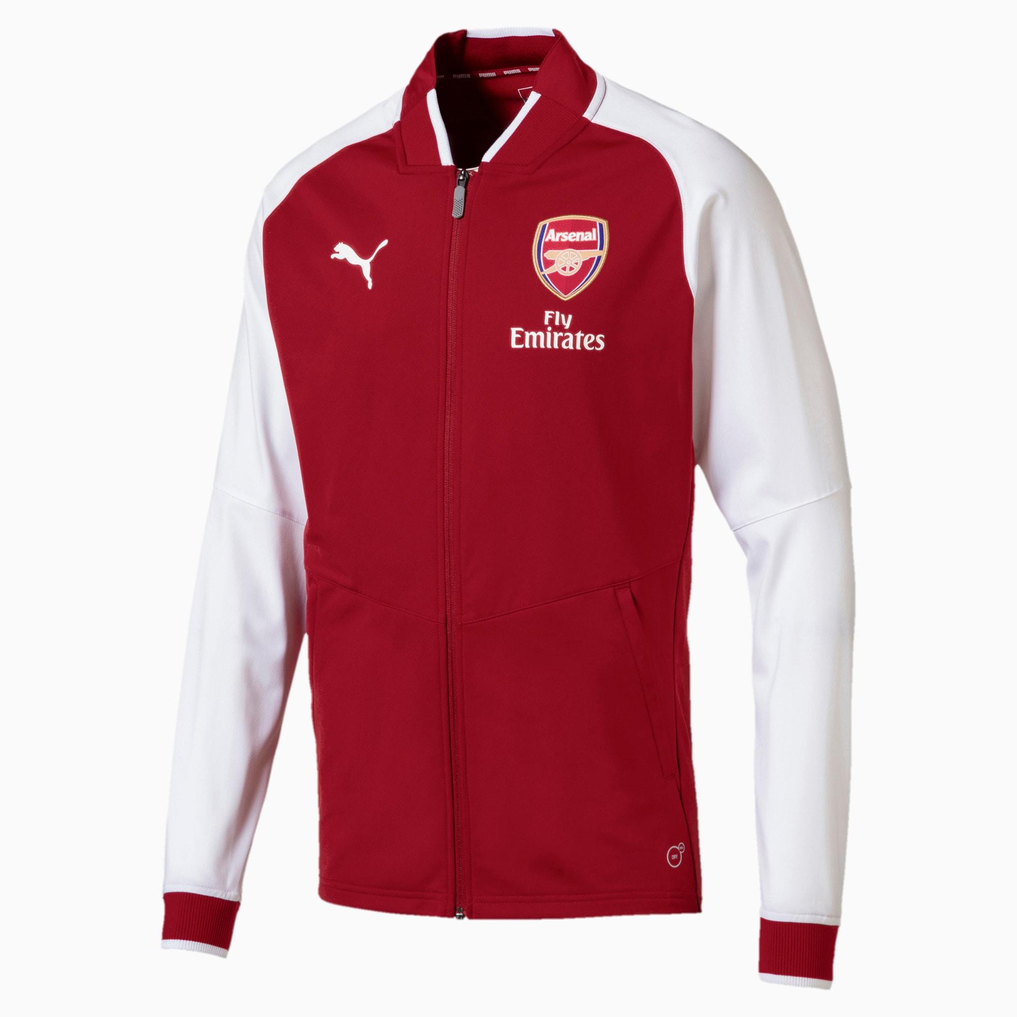 Arsenal FC Stadium Jacket