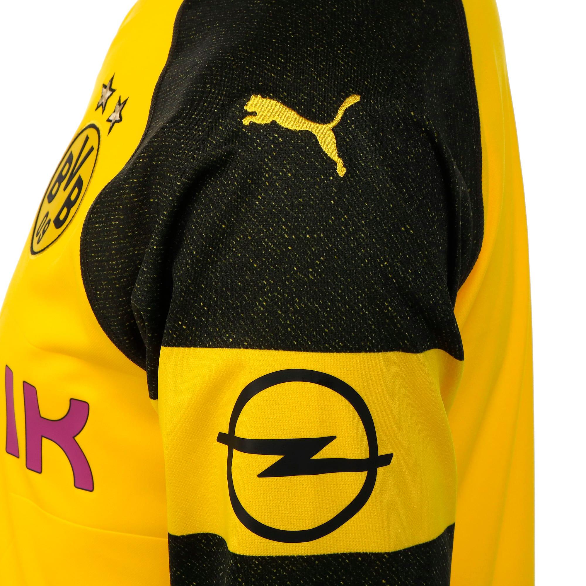 Thumbnail 8 of BVB LS ホーム レプリカシャツ, Cyber Yellow, medium-JPN