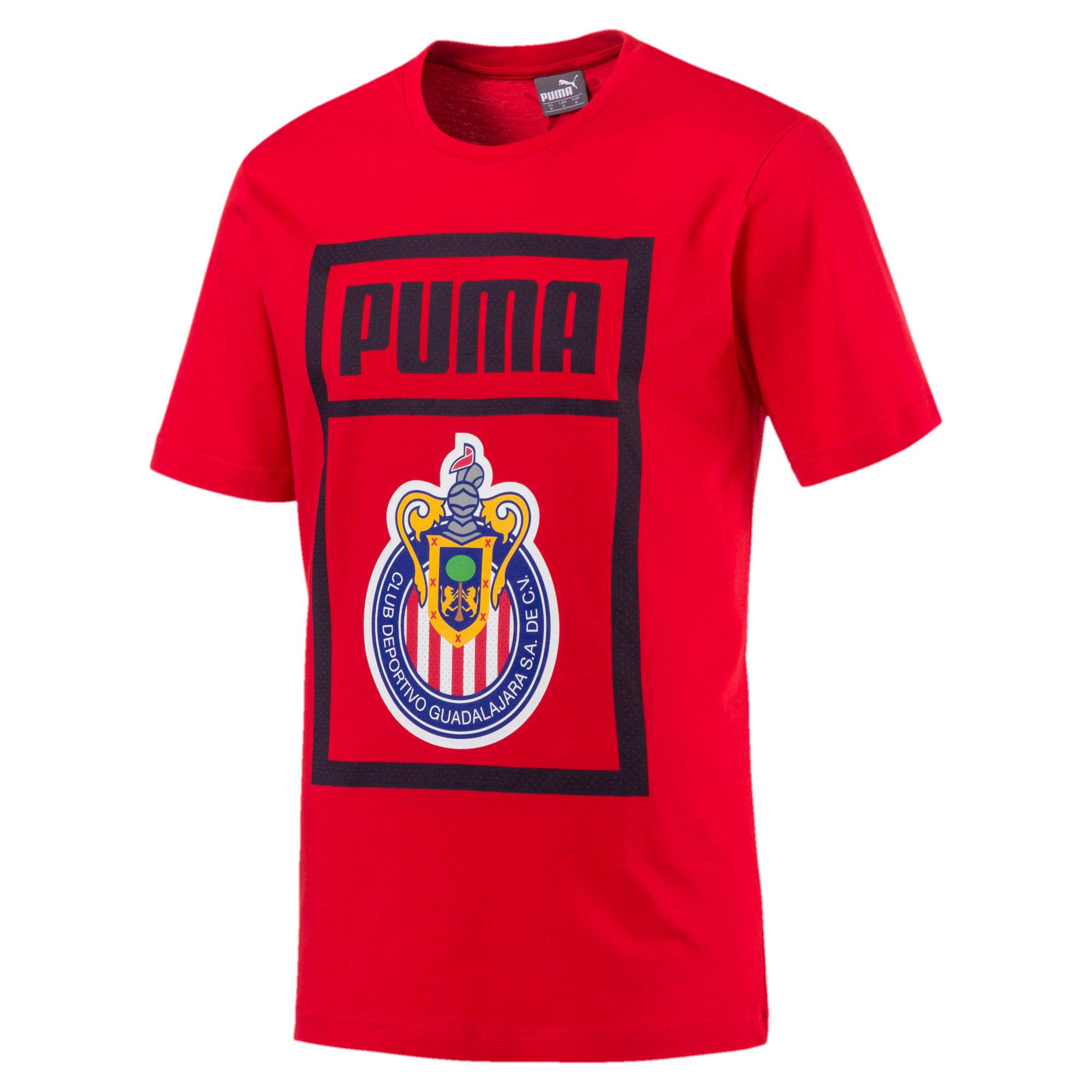 Thumbnail 1 of Chivas Men Tee, Puma Red, medium