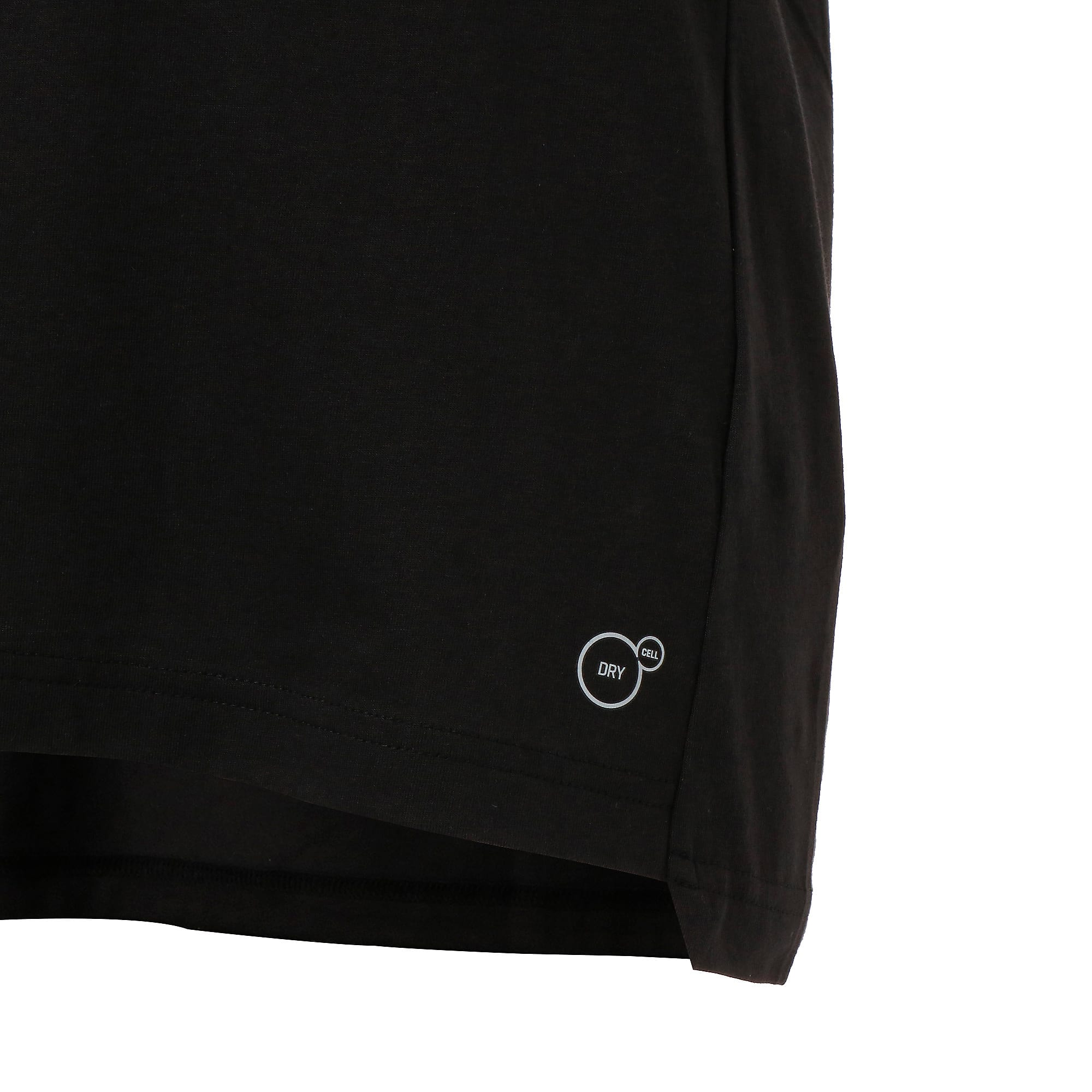 Thumbnail 5 of AC MILAN カジュアルパフォーマンスポロシャツ, Puma Black-Puma White, medium-JPN