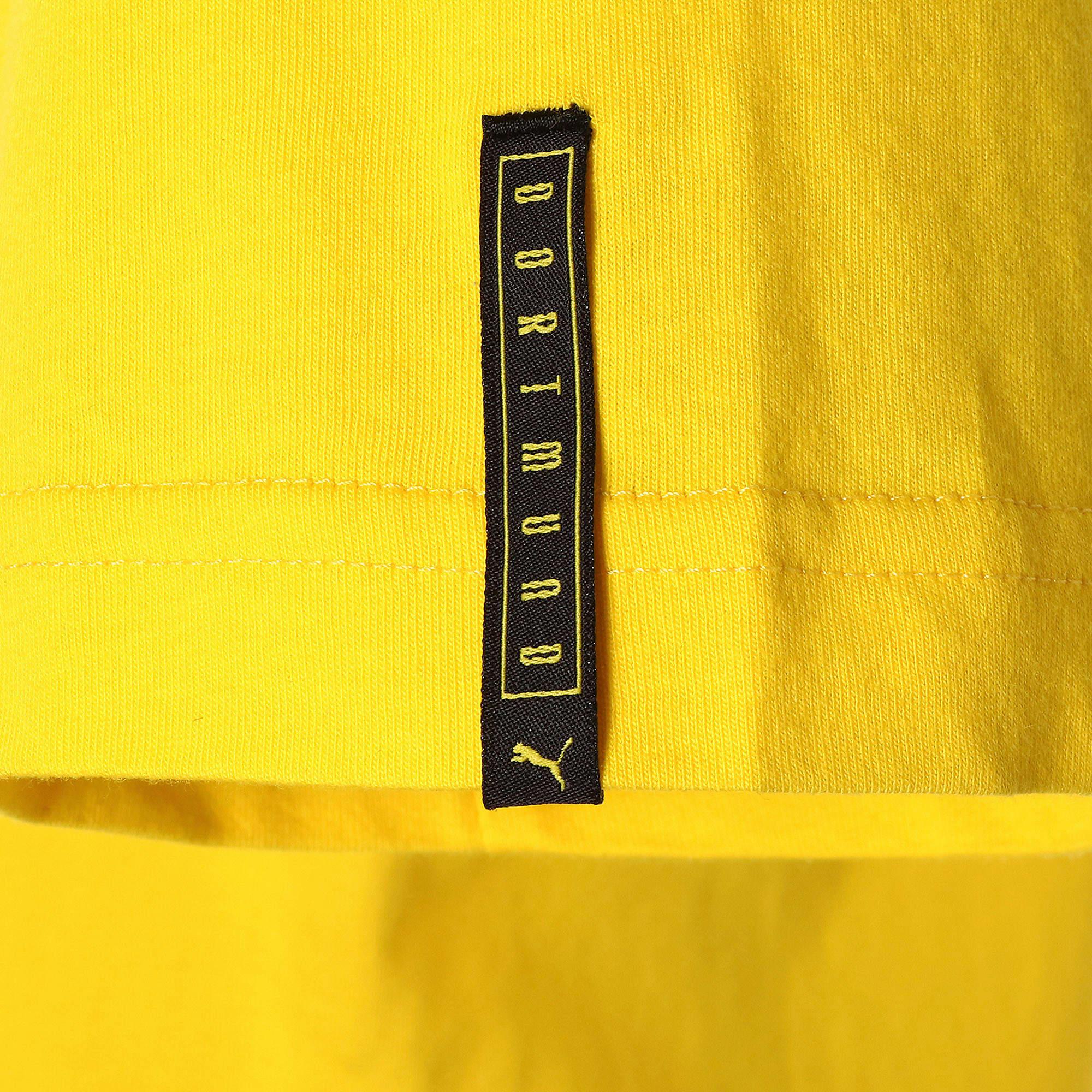 Thumbnail 8 of BVB ファン TEE, Cyber Yellow, medium-JPN