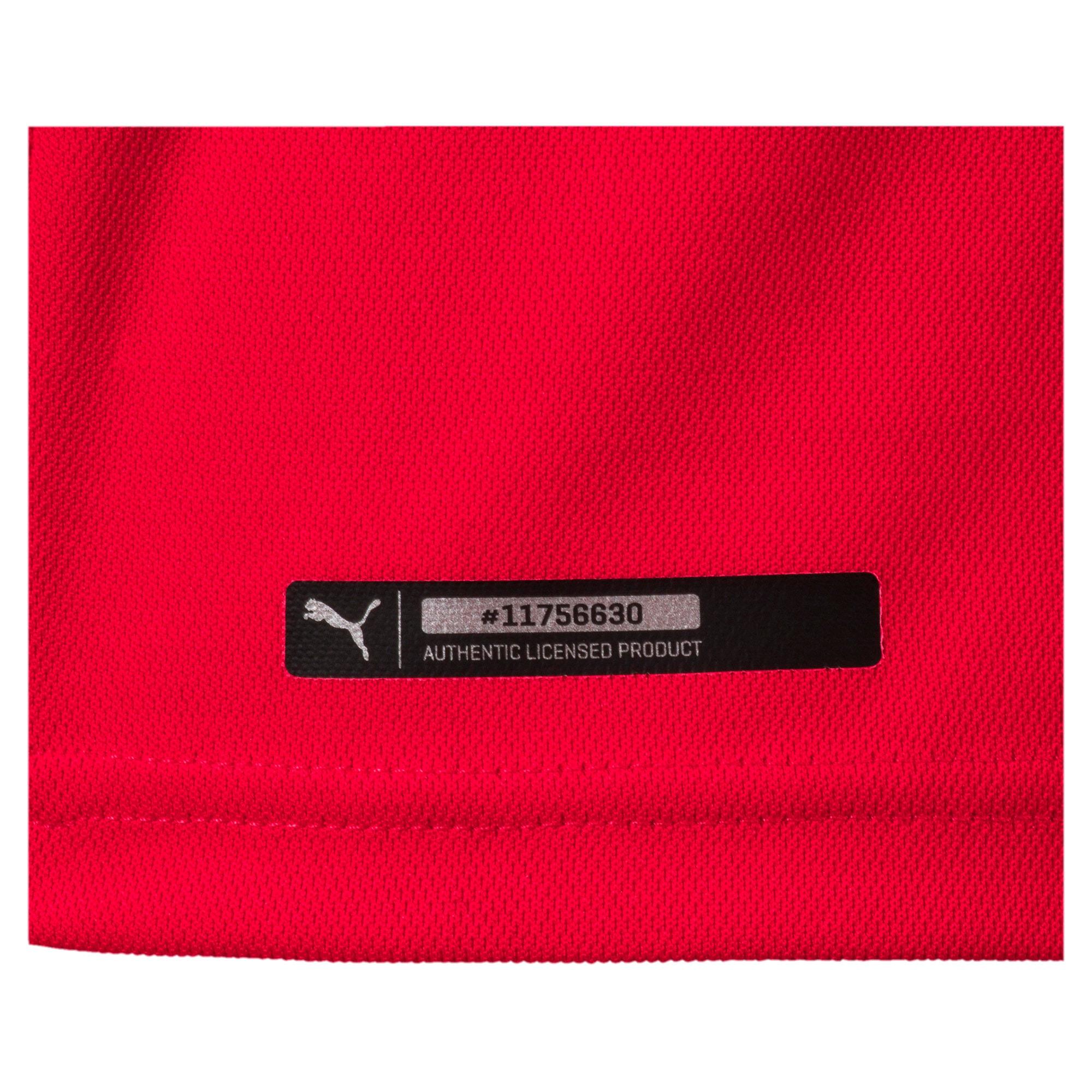 Thumbnail 3 of Serbia Home Shirt, Puma Red-Puma White, medium