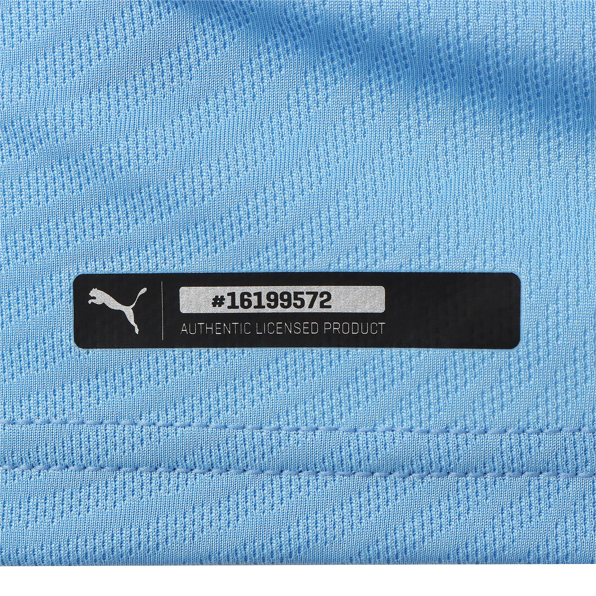 Thumbnail 8 of マンチェスター・シティ MCFC SS ホーム レプリカシャツ 半袖, TeamLightBlue-TillandsiaPurp, medium-JPN