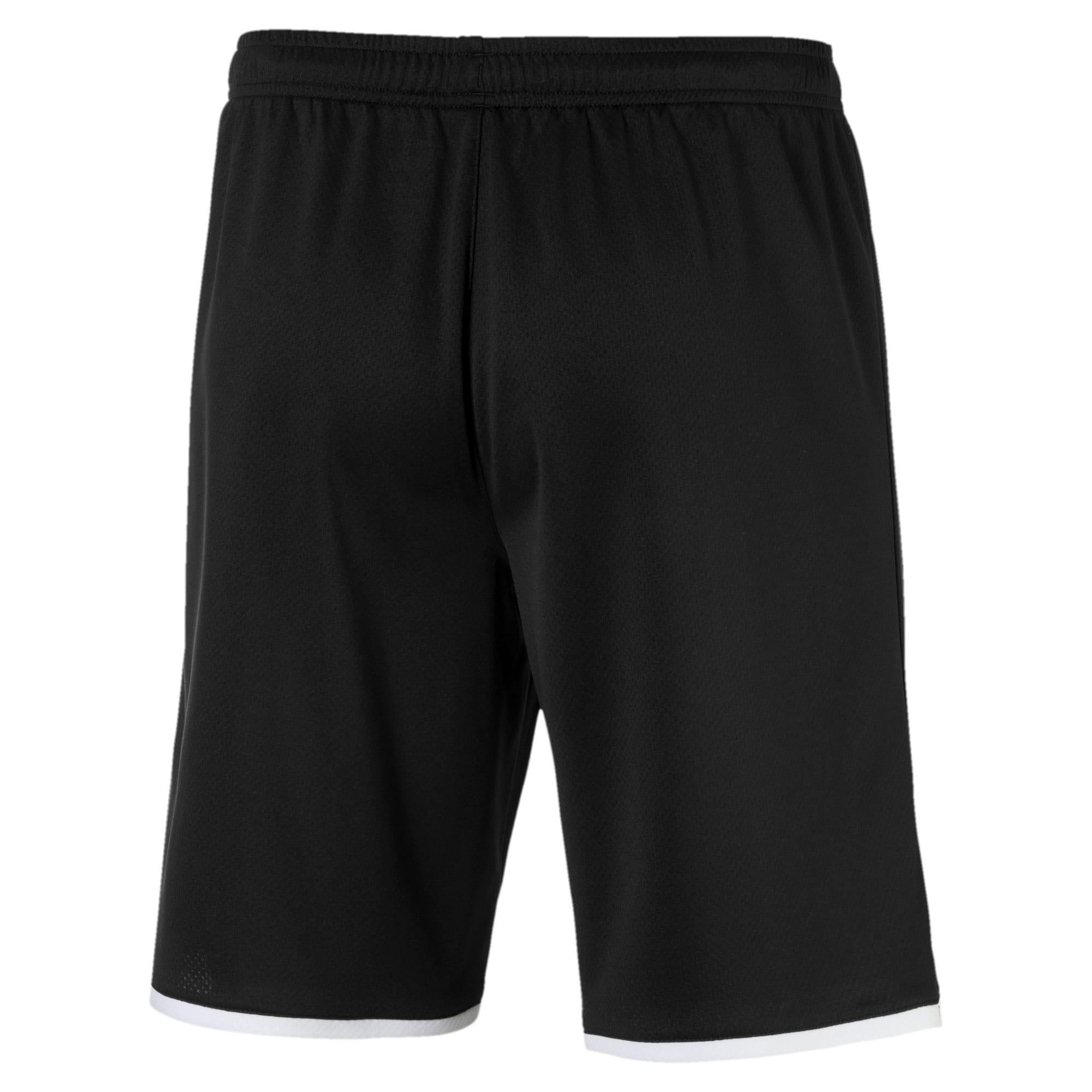 Thumbnail 2 of Borussia Mönchengladbach Men's Replica Shorts, Puma Black, medium