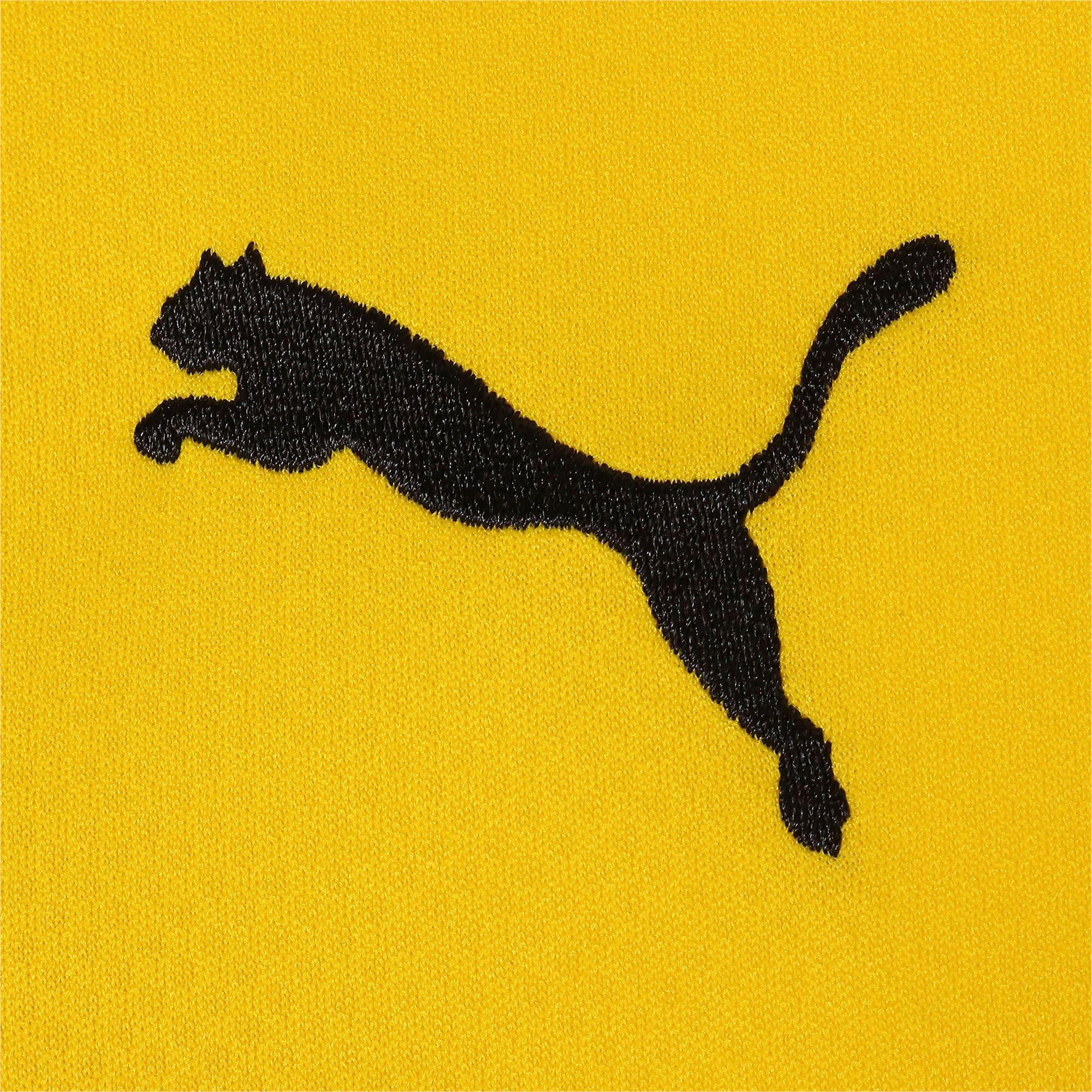 Thumbnail 4 of ドルトムント BVB SS ホーム レプリカシャツ 半袖, Cyber Yellow-Puma Black, medium-JPN