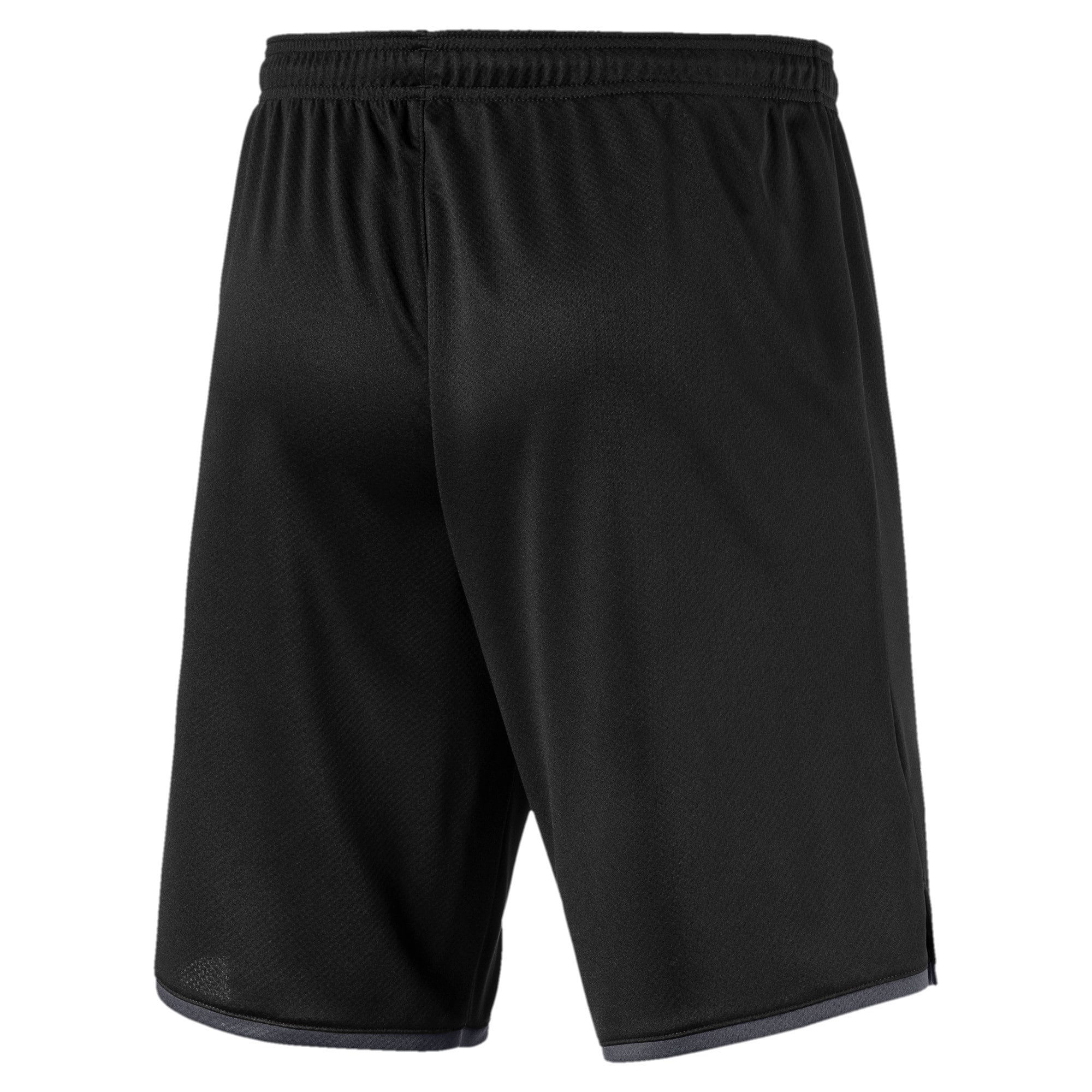 Thumbnail 2 of BVB Men's Away Replica Shorts, Puma Black-Ebony, medium