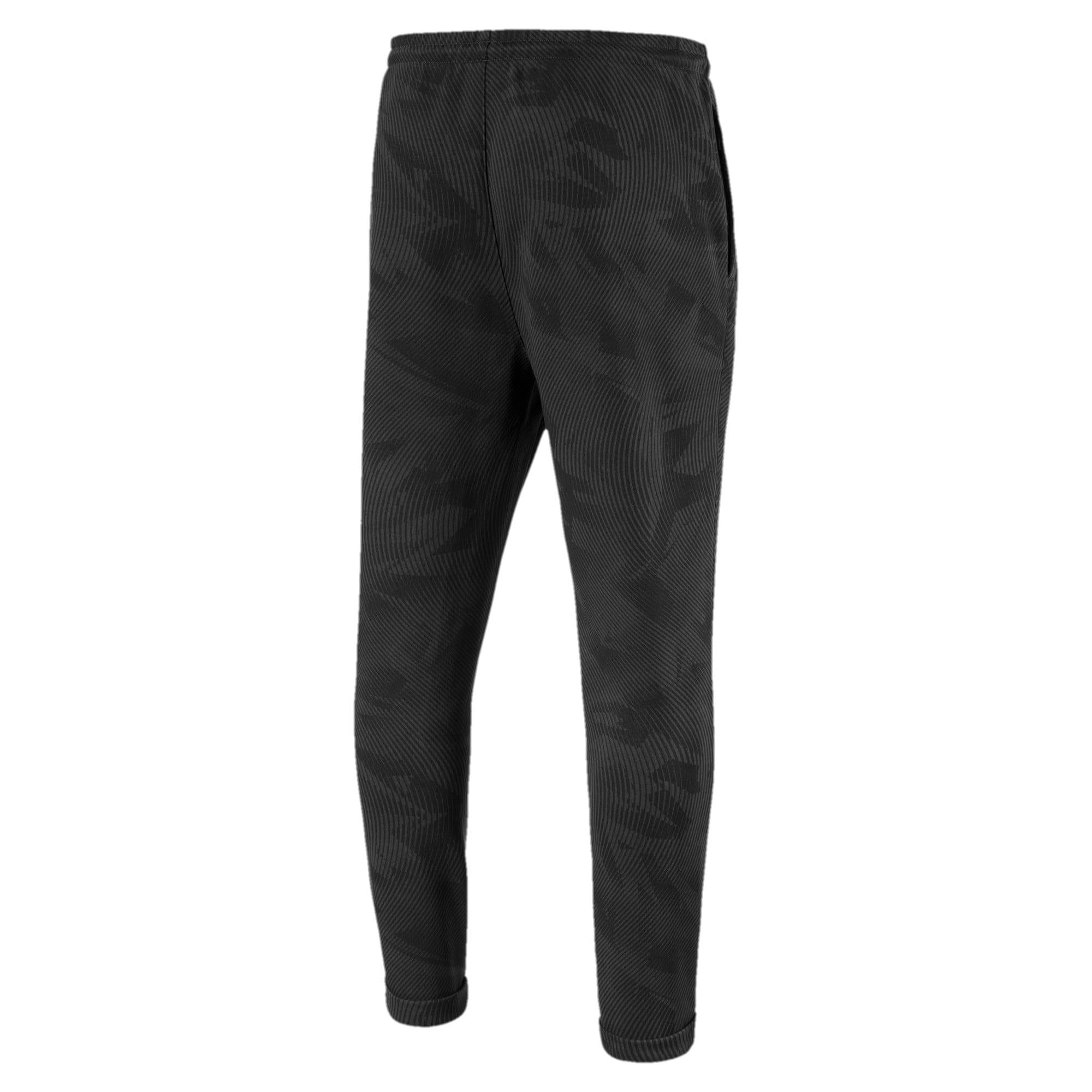 Thumbnail 5 of BVB Men's Casual Pants, Puma Black-Phantom Black, medium